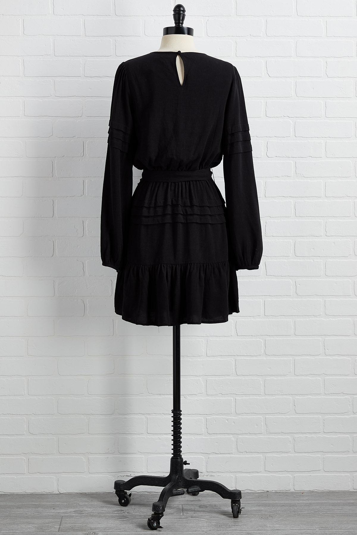 Feeling Tiered Dress