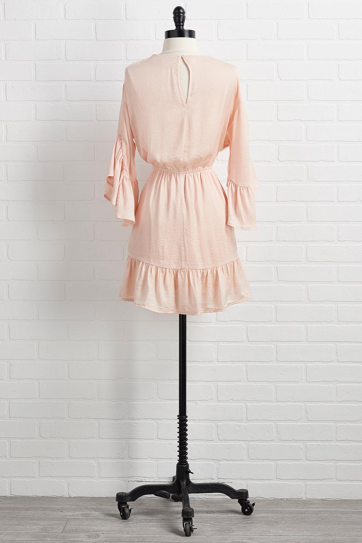 Cry Me A River Dress