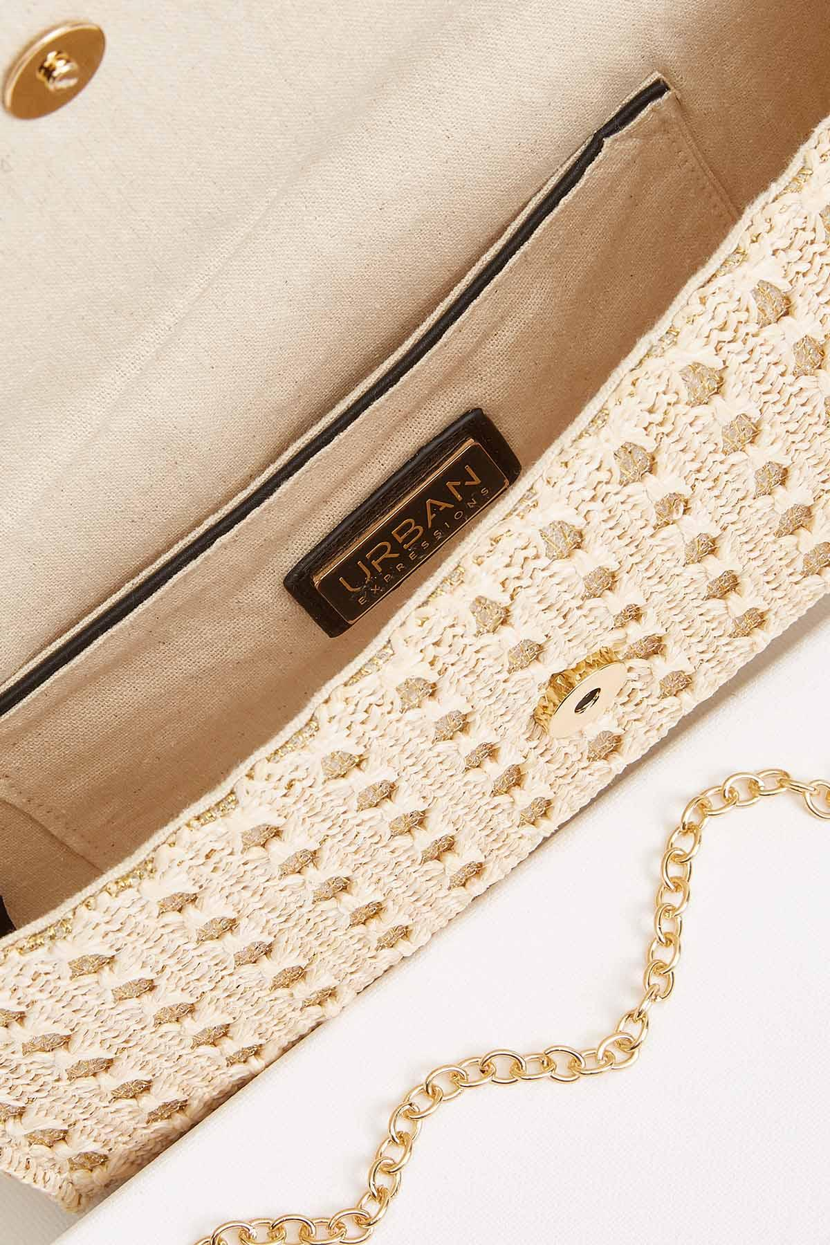 The Woven One Bag