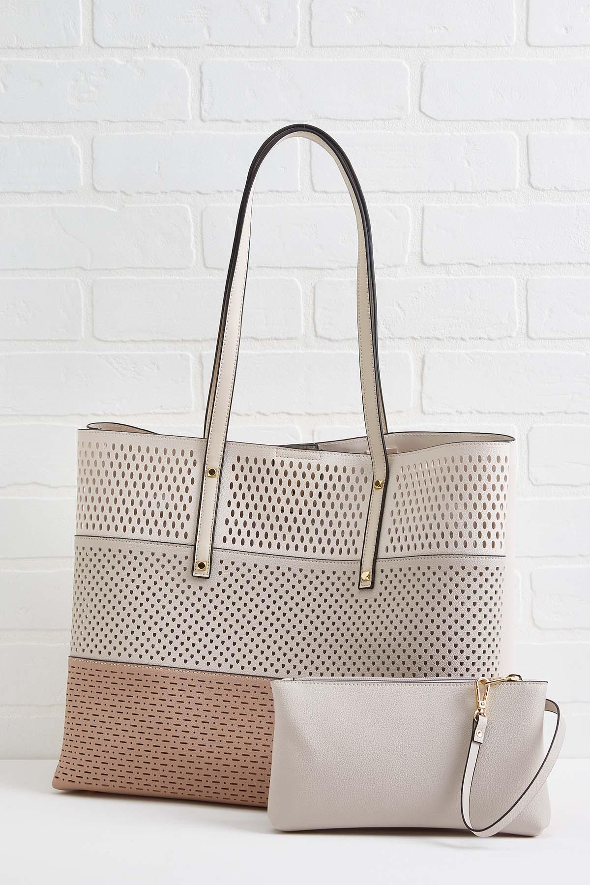 The Perf- Ect Tote