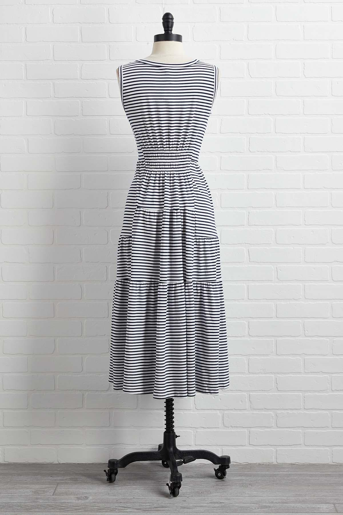 Levels To Your Love Dress