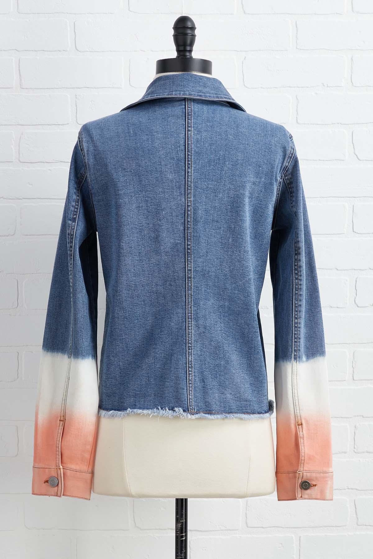 Peachy Keen Jacket