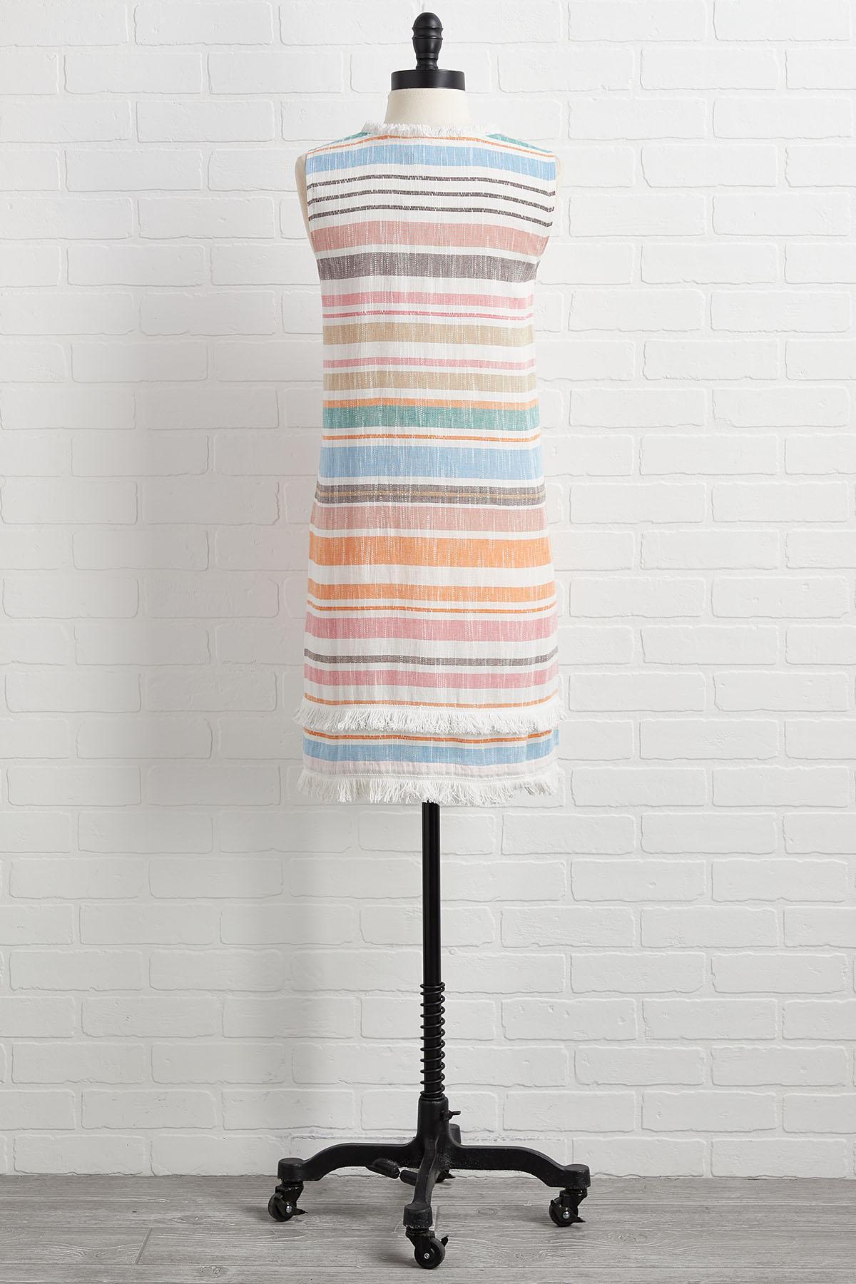 Hilton Head Stripe Dress