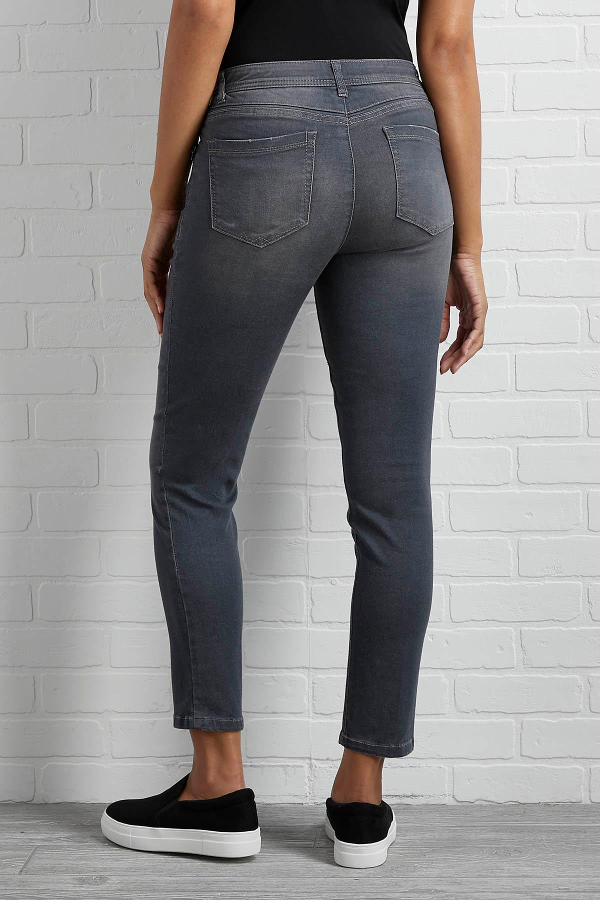 What's Your Zip Code Jeans