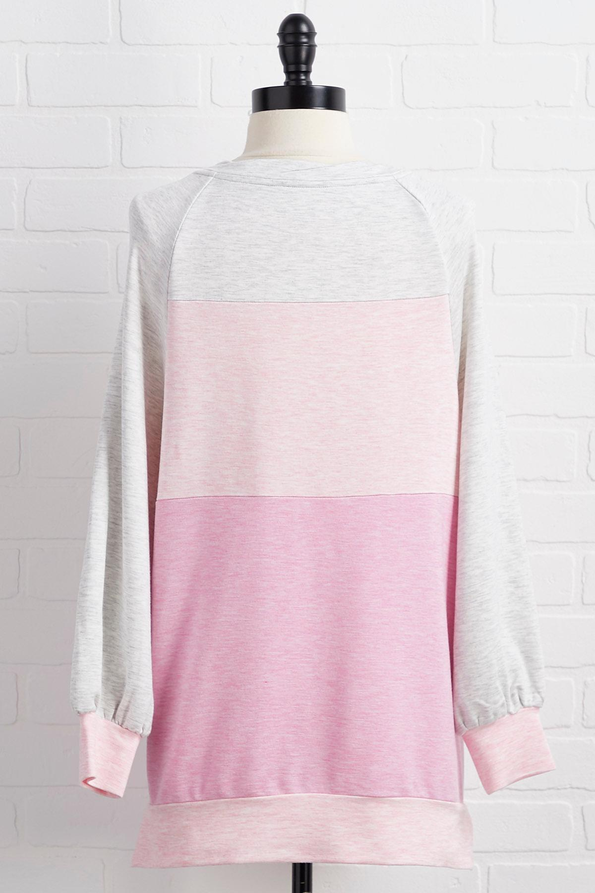 Much To Pink About Top