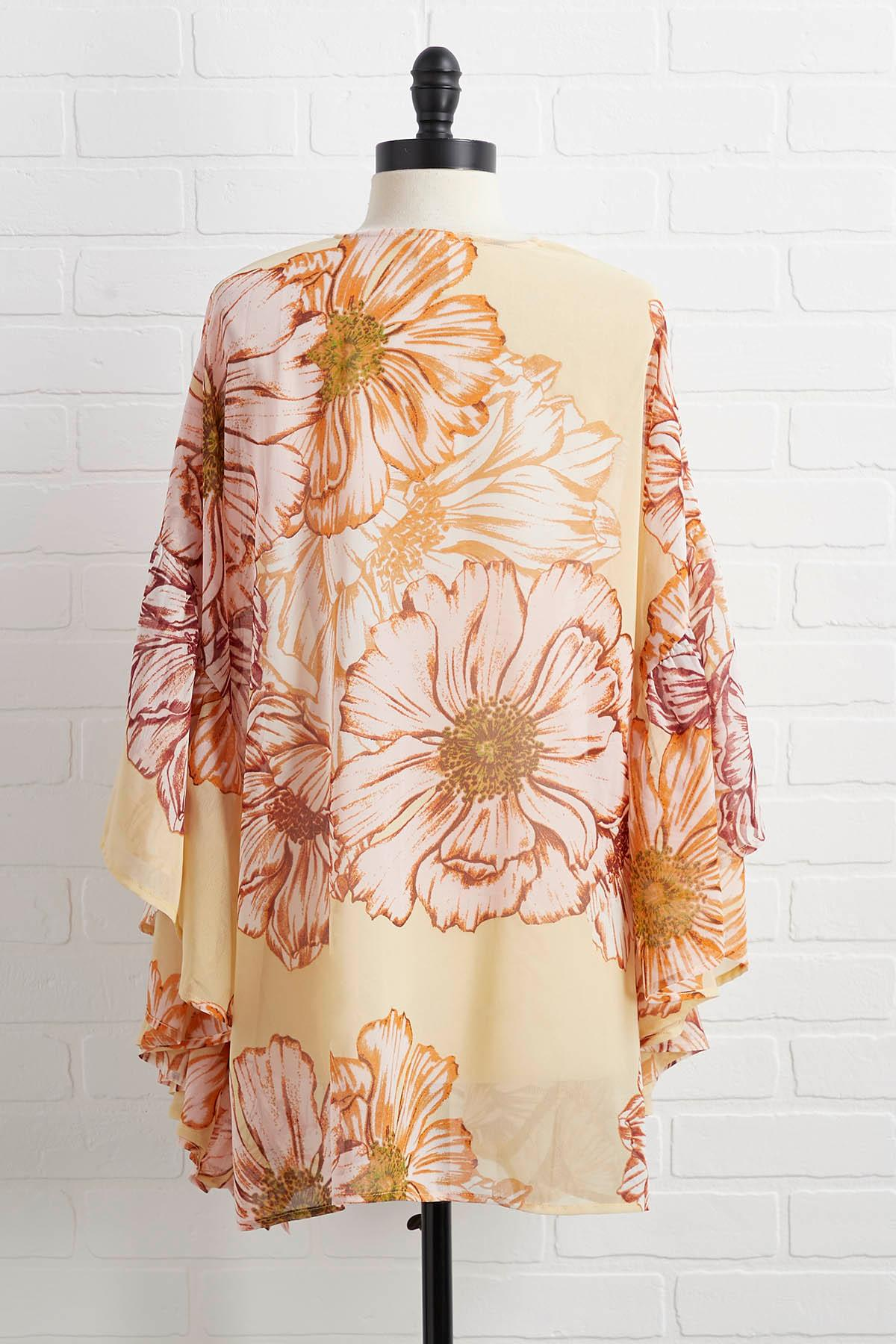 Layered With Love Kimono