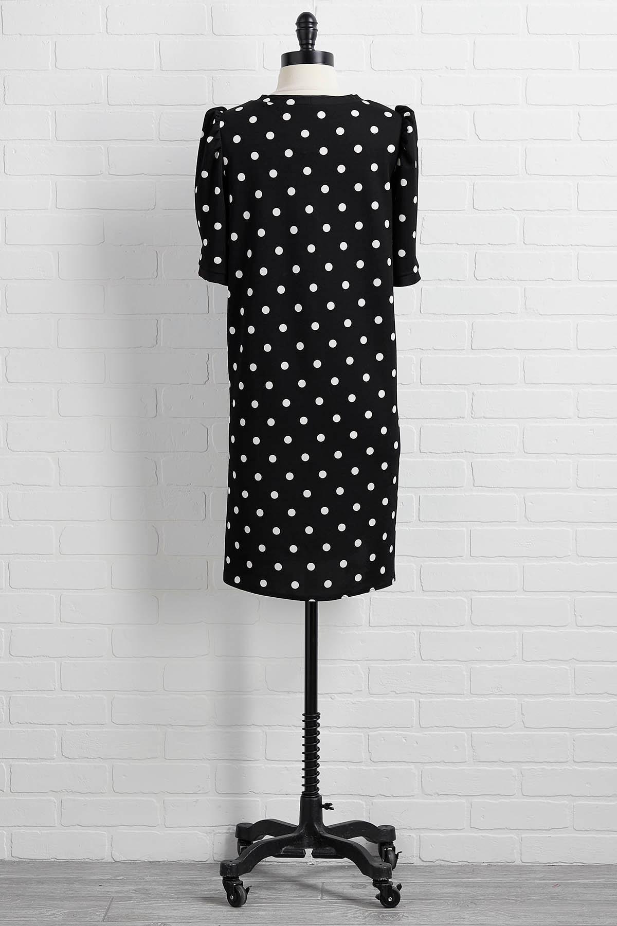 So Spot On Dress