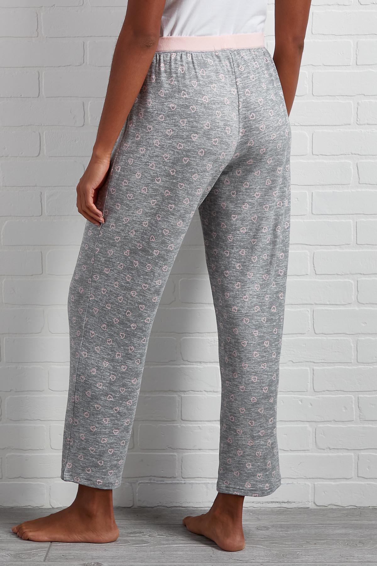 I Love Sleep Pants