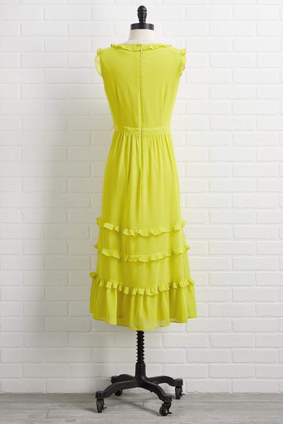 Garnish With Lime Dress