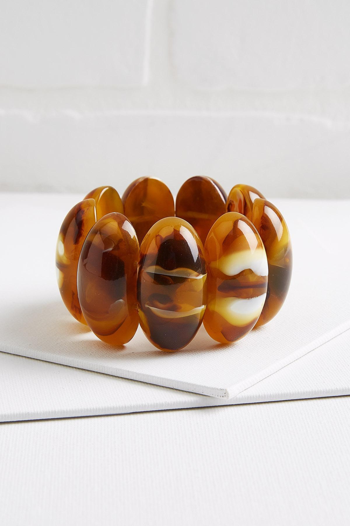 Resin Swirl Ring