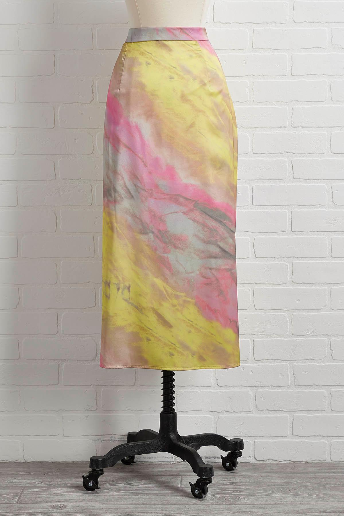 Be Bright Back Skirt