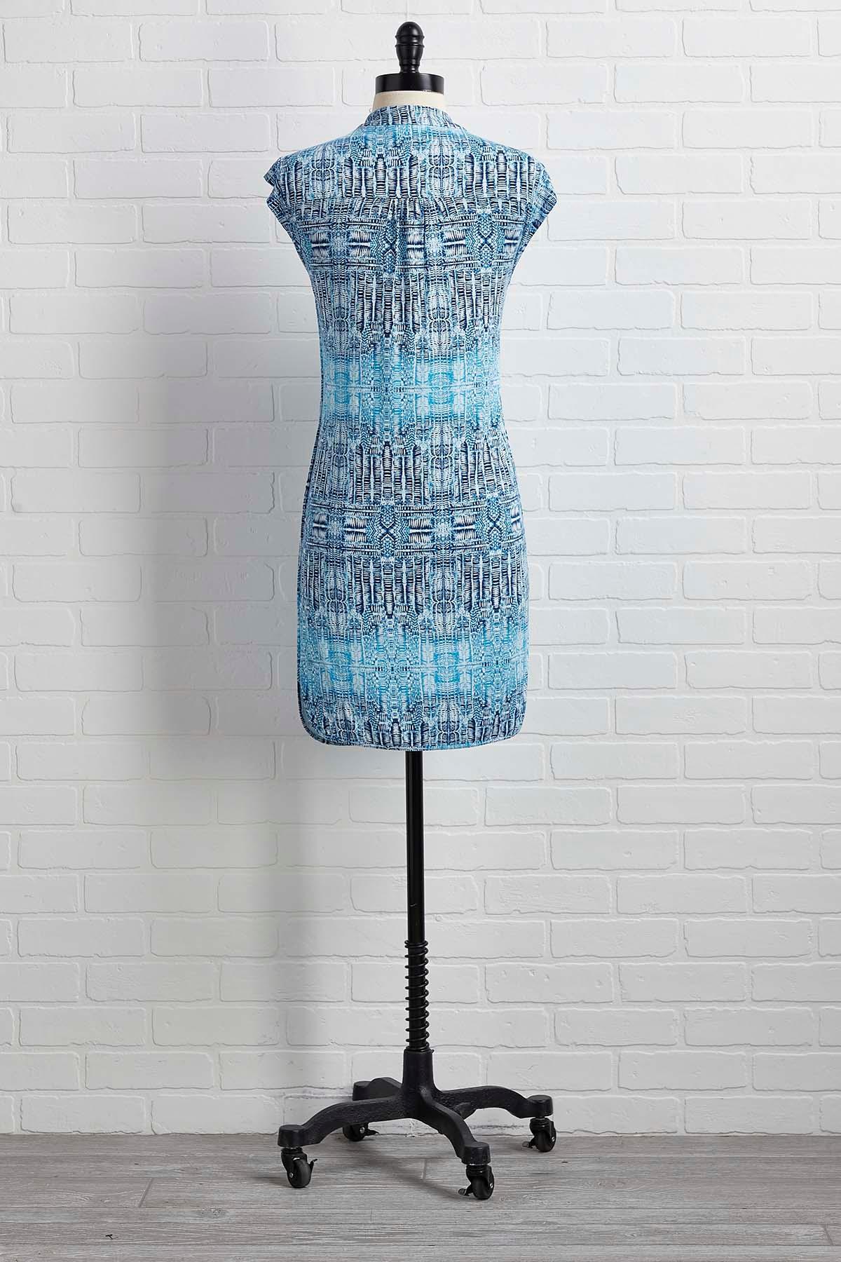 Carolina Skies Dress