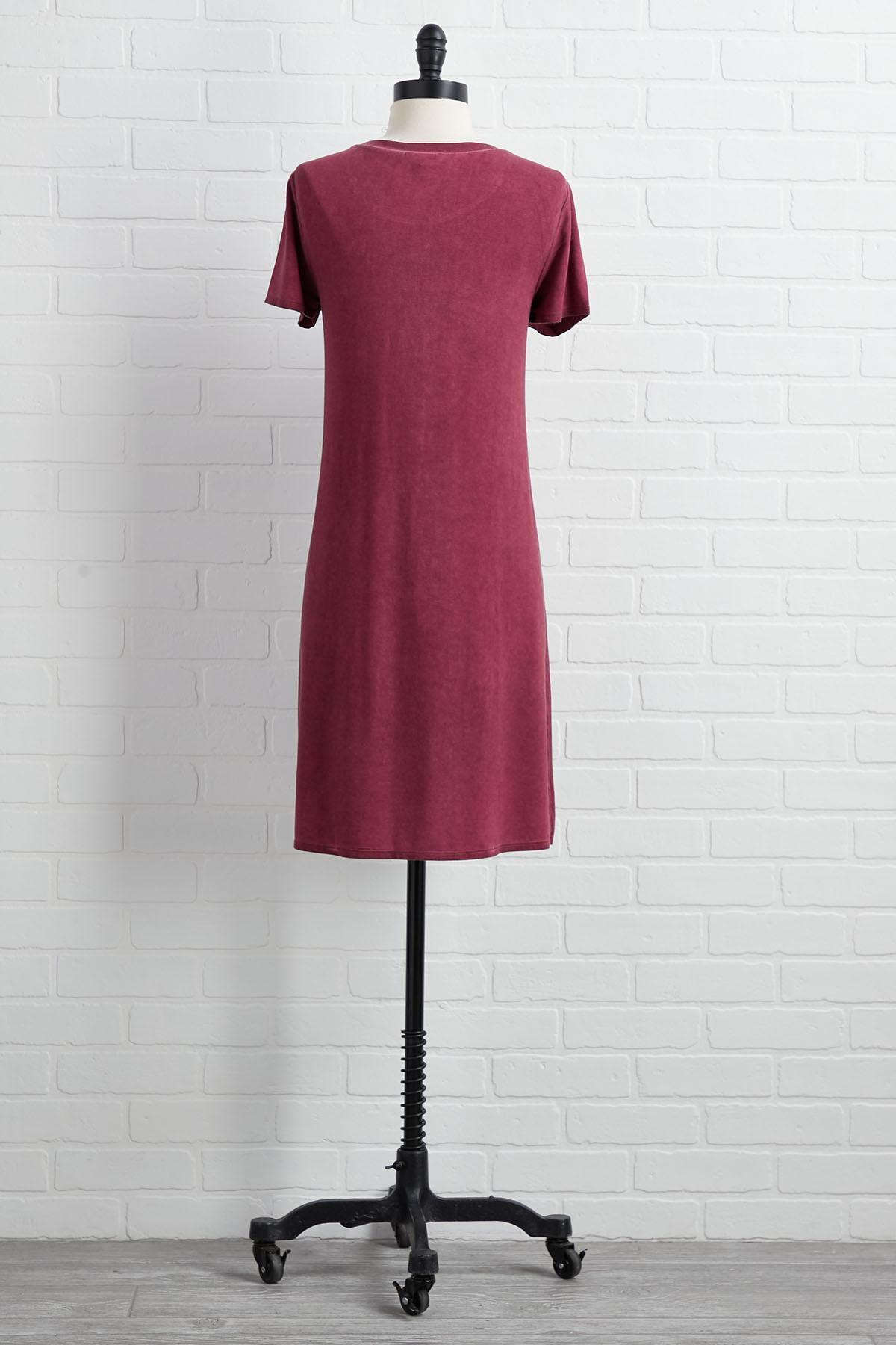 Saturday Feelin ` Dress