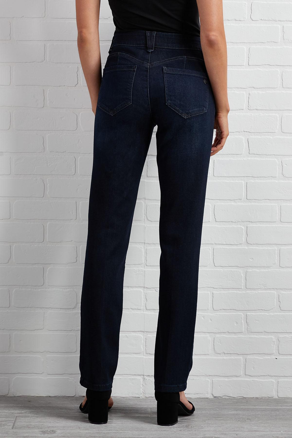 Always Classic Straight Leg Jeans