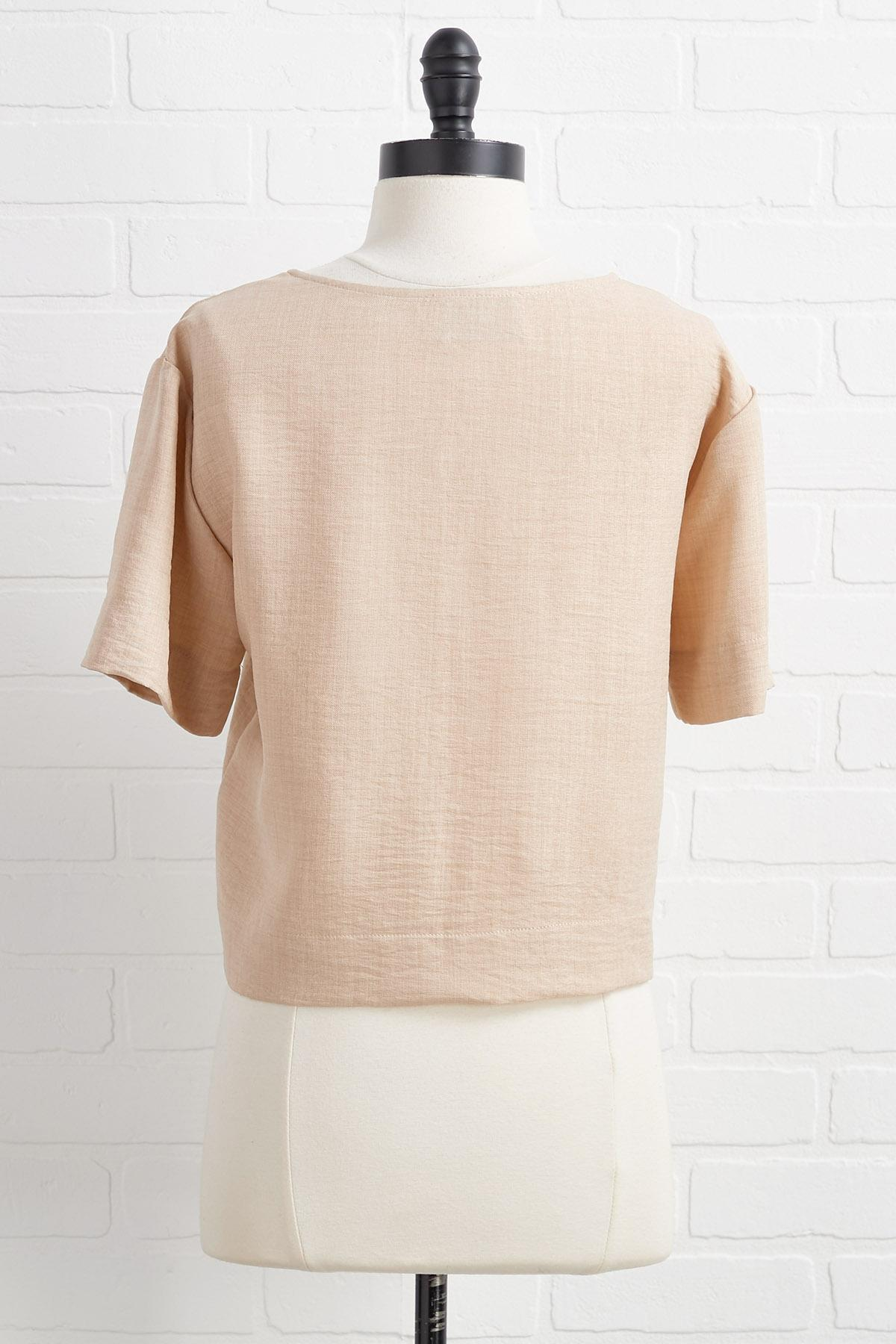 New You Top