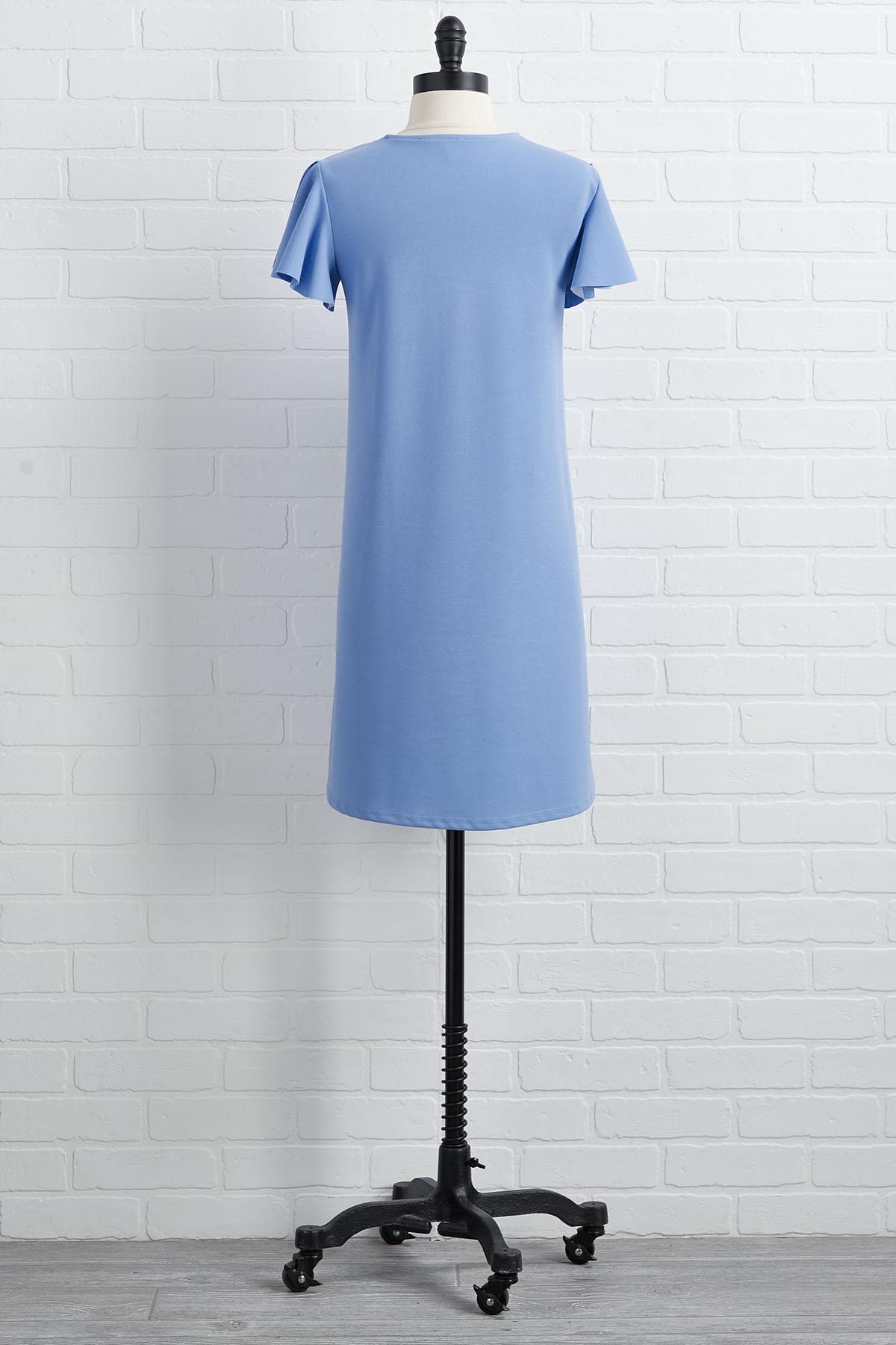 Singing The Blues Dress