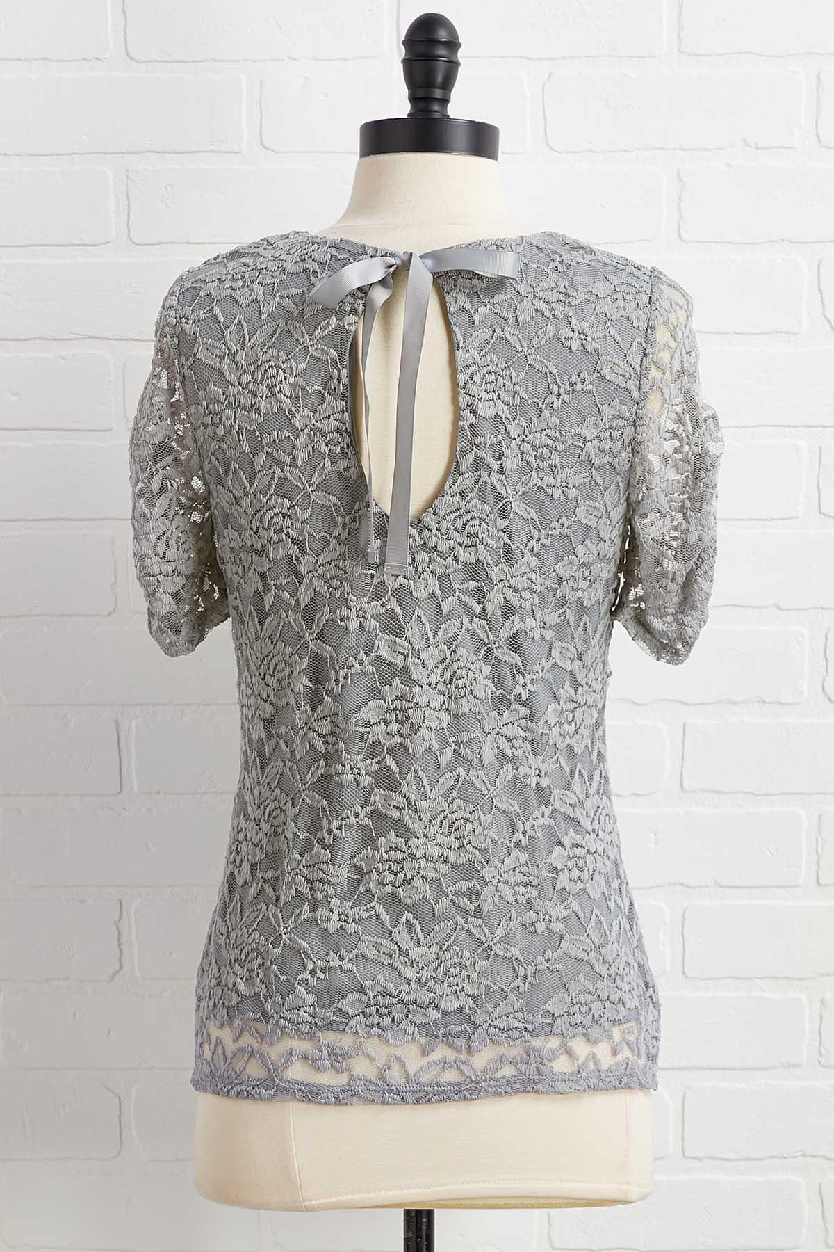 A Woman's World Top