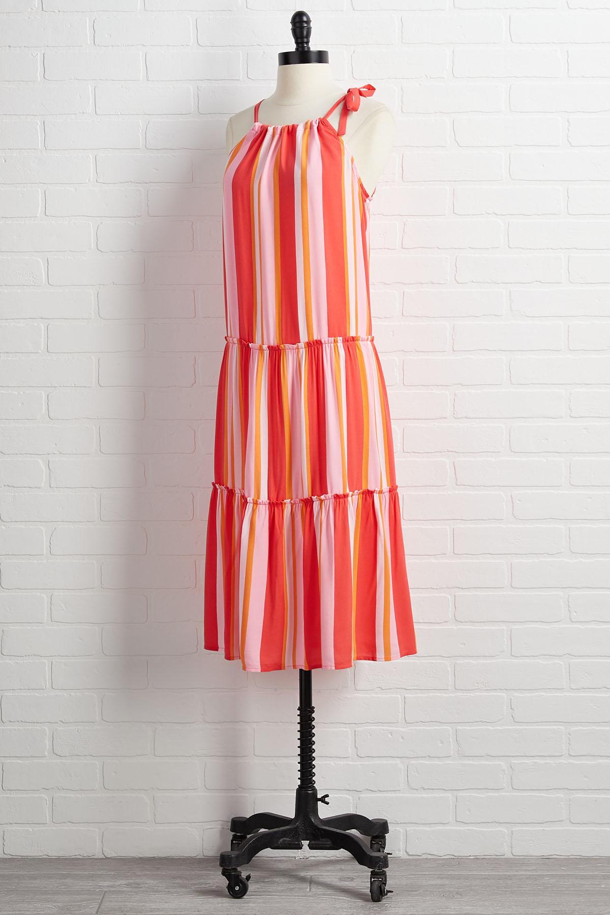 Sip Of Sangria Dress