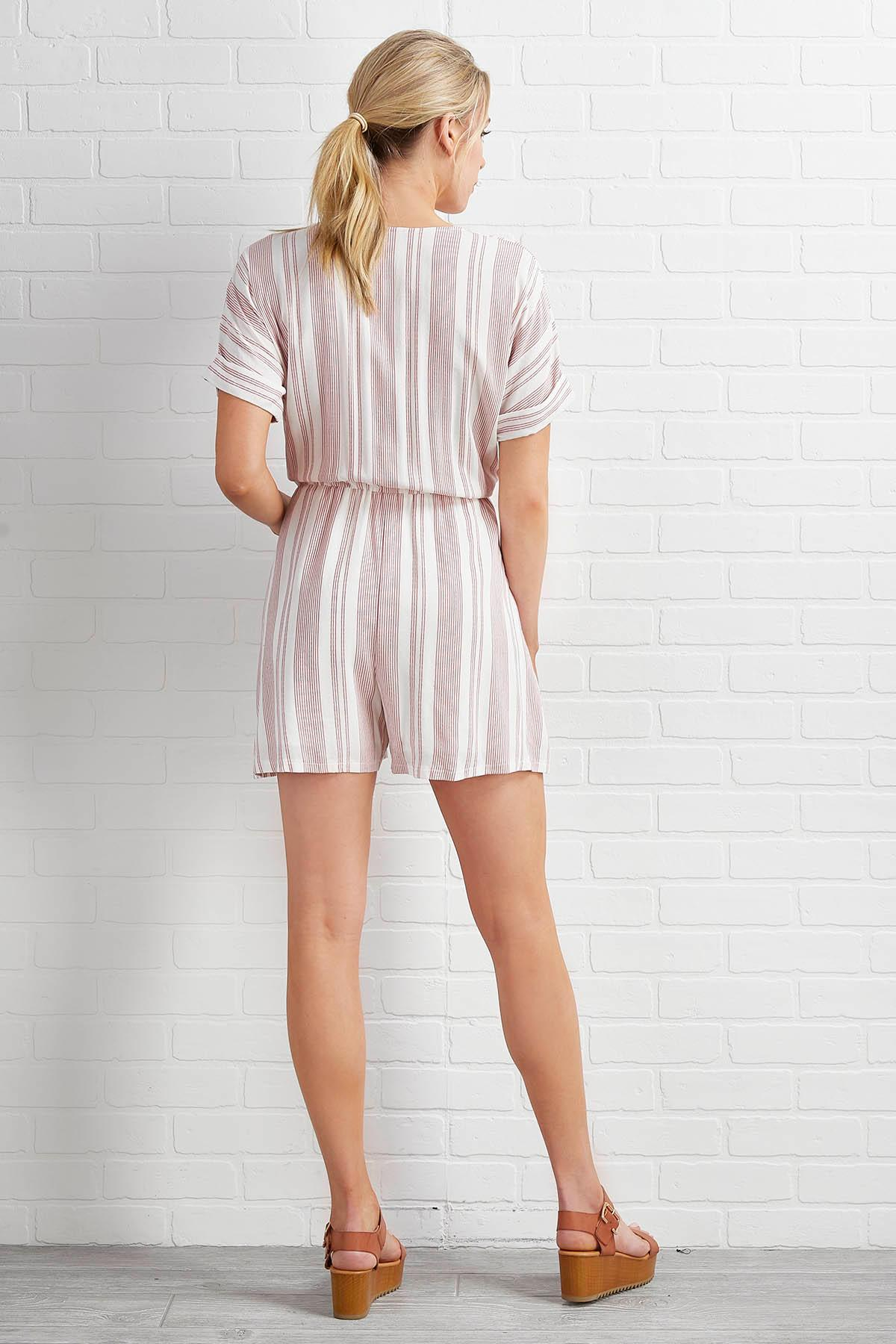 Love In The Summer Romper