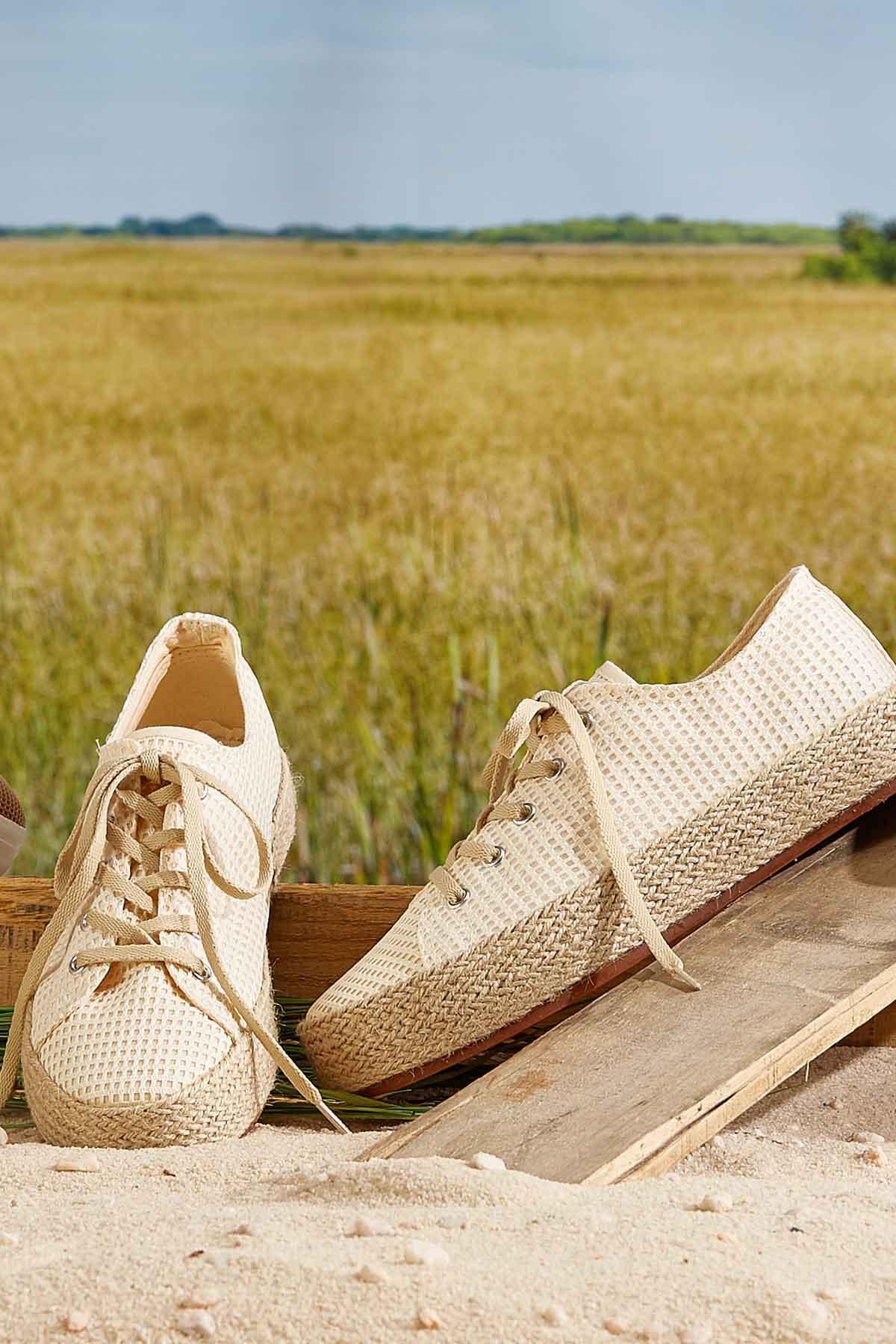 Walking On Sunshine Sneakers