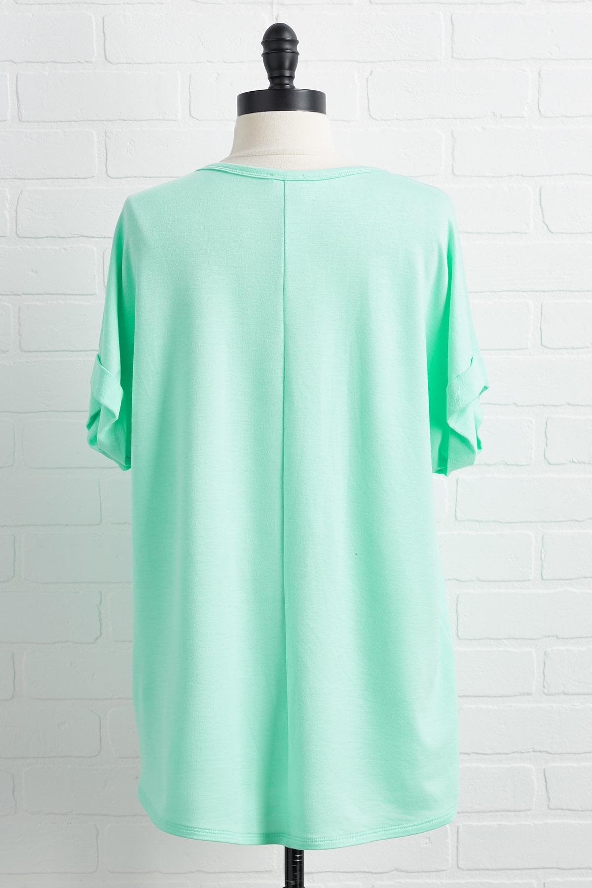 Mint For Great Things Top