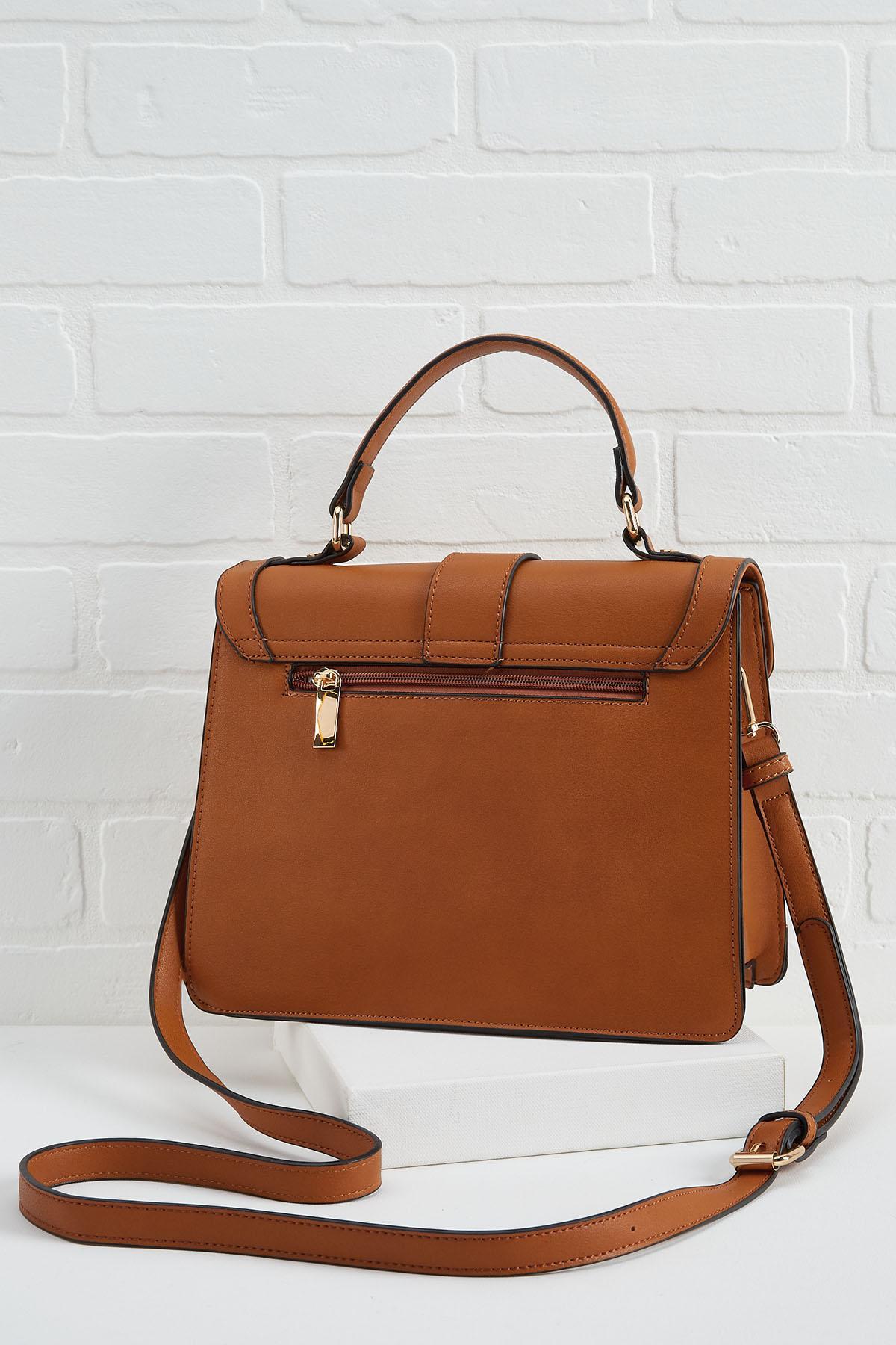 Top Handle The Situation Bag