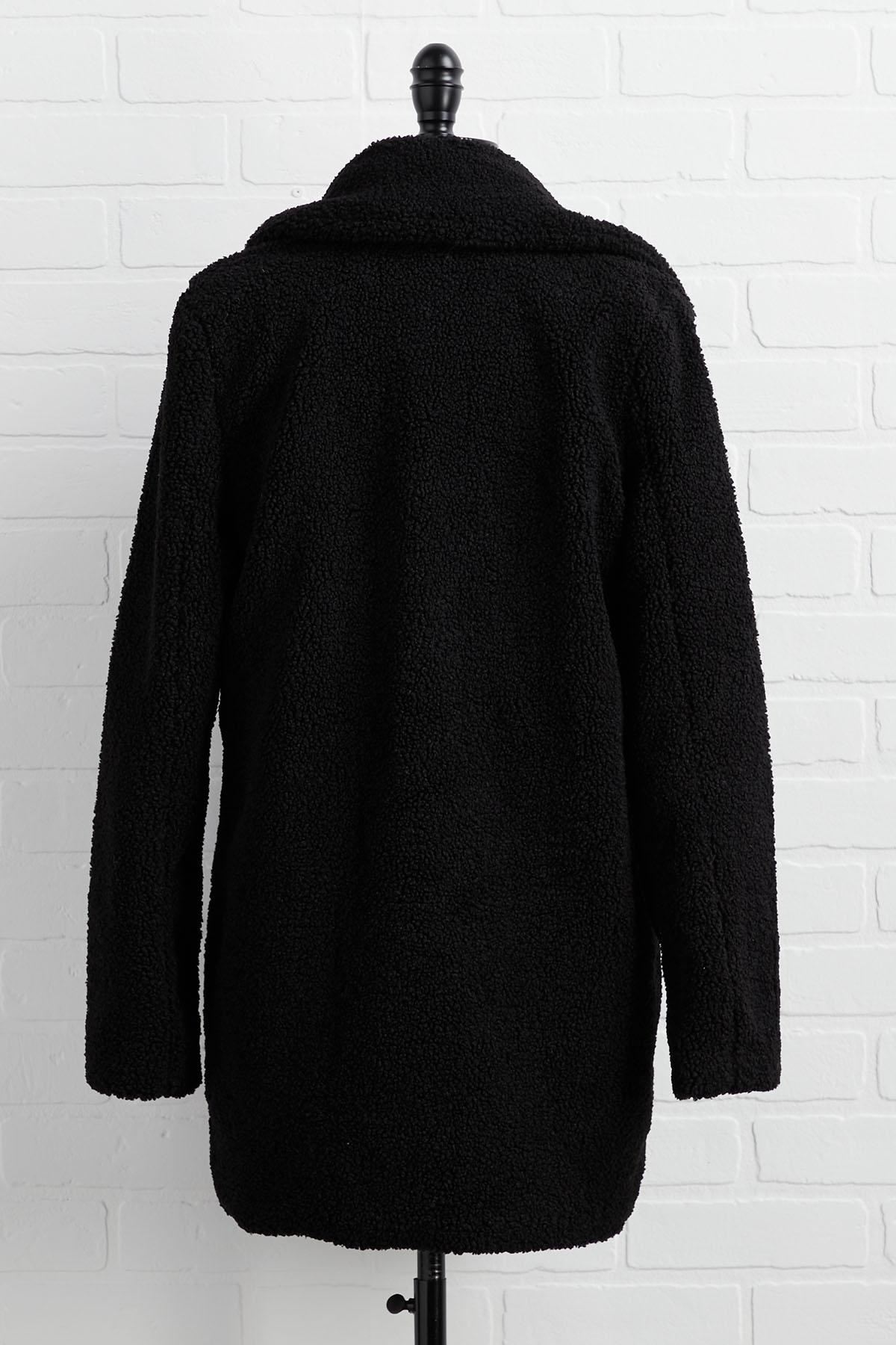 I ` M Wooly Into You Jacket
