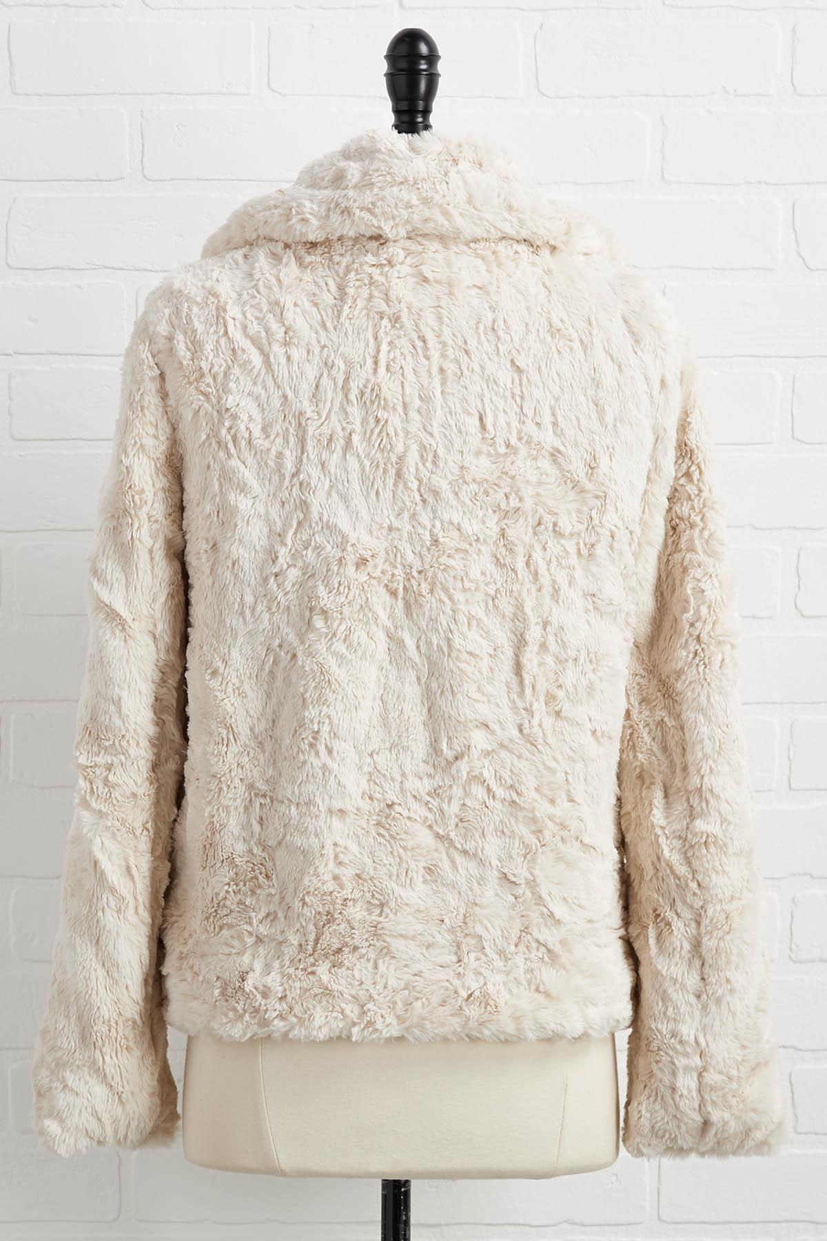 Cozy Queen Coat