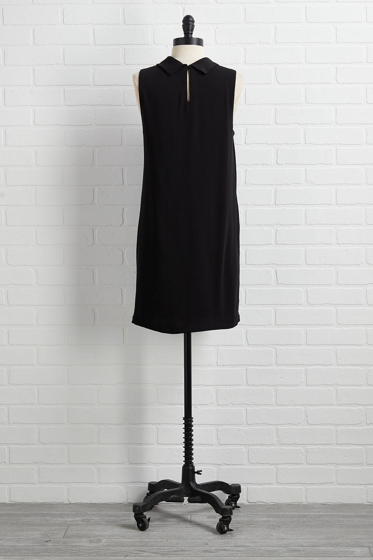 Drape Of You Dress