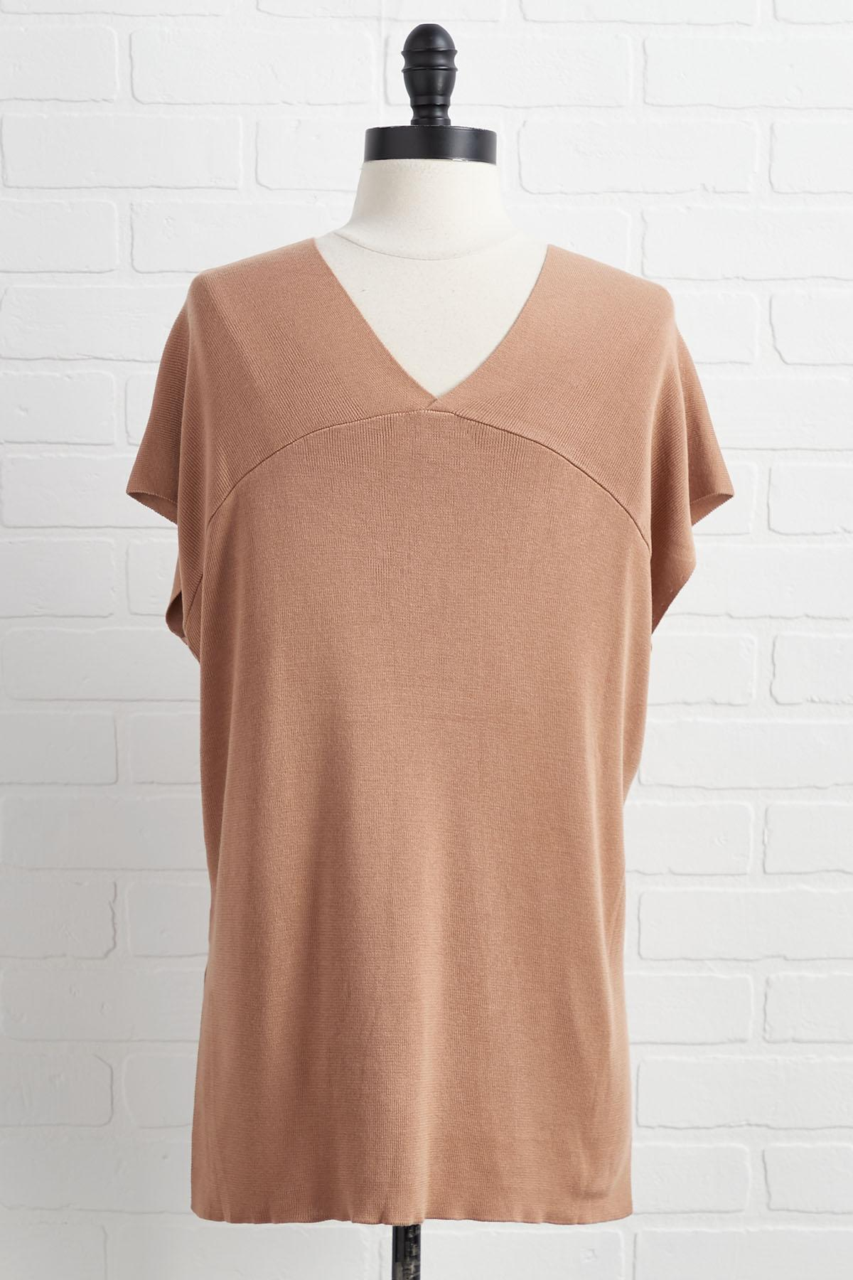 Table For Tunic Top