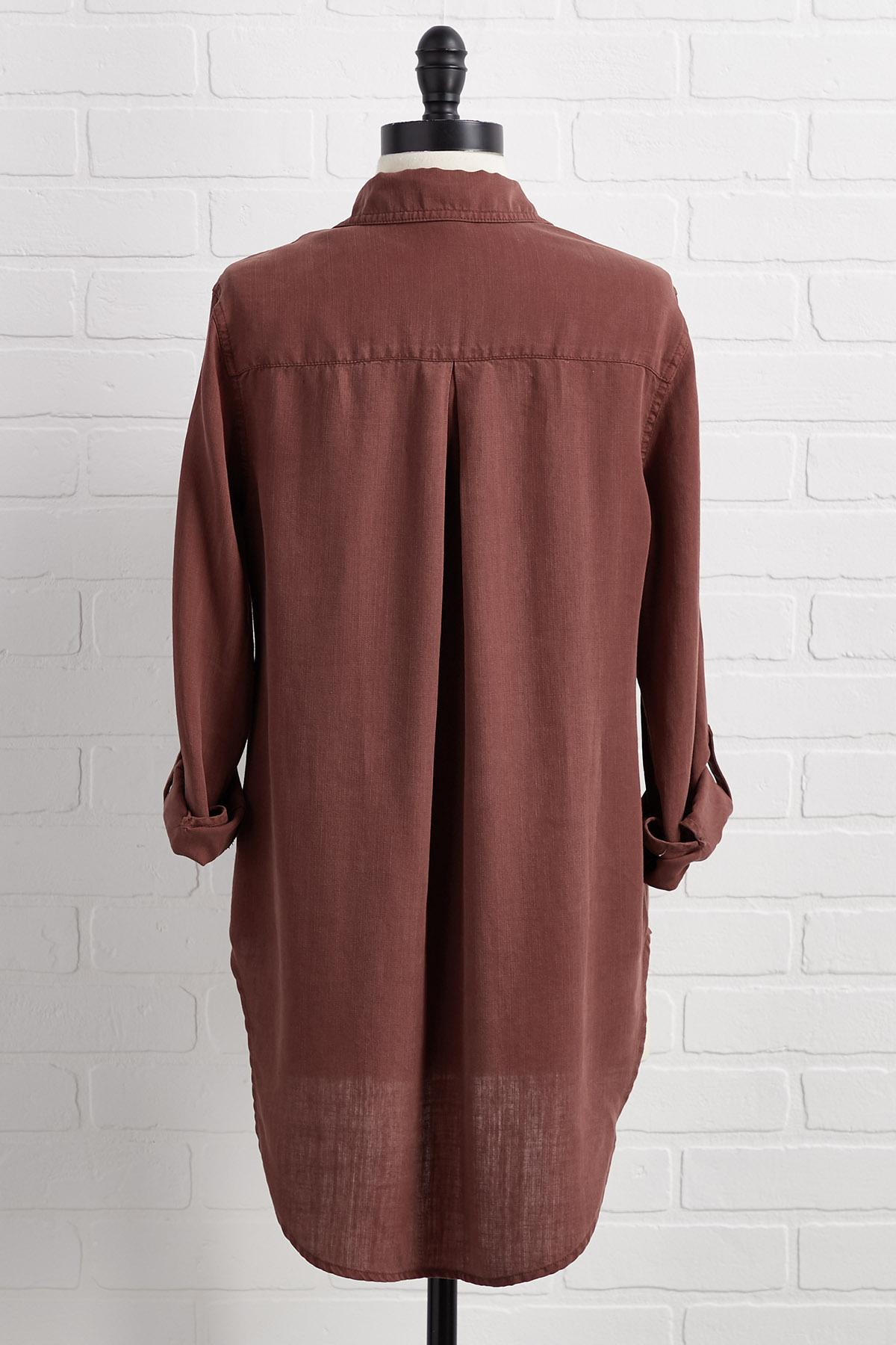 Hi- Low There Tunic