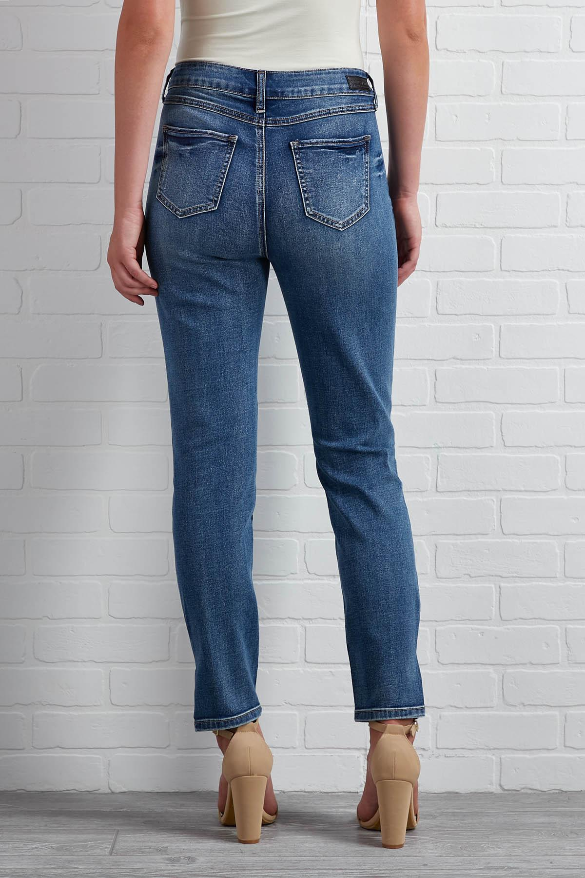 Patch Onto You Jeans