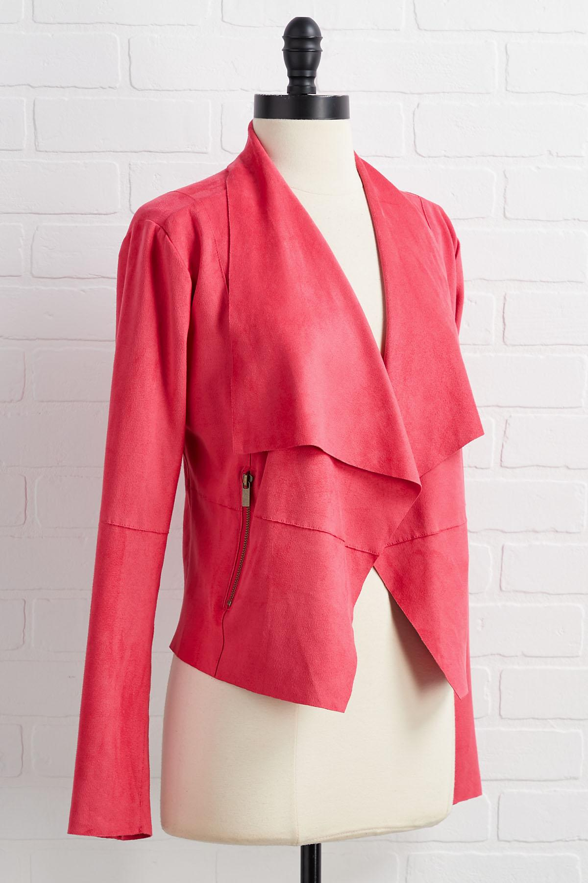 Softly Speaking Jacket