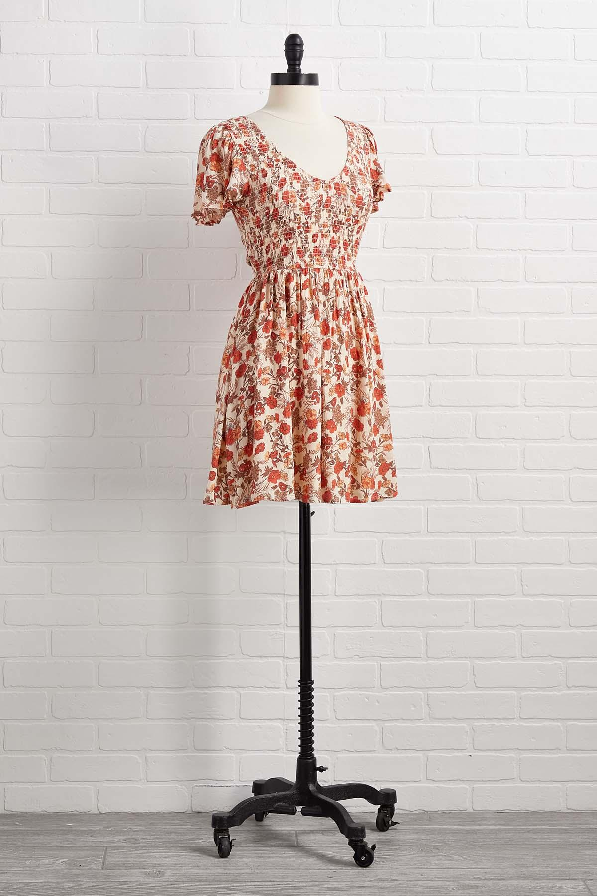Babydoll One More Time Dress