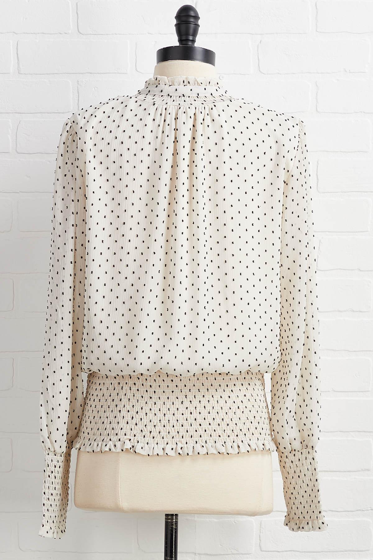 Dotted Darling Top