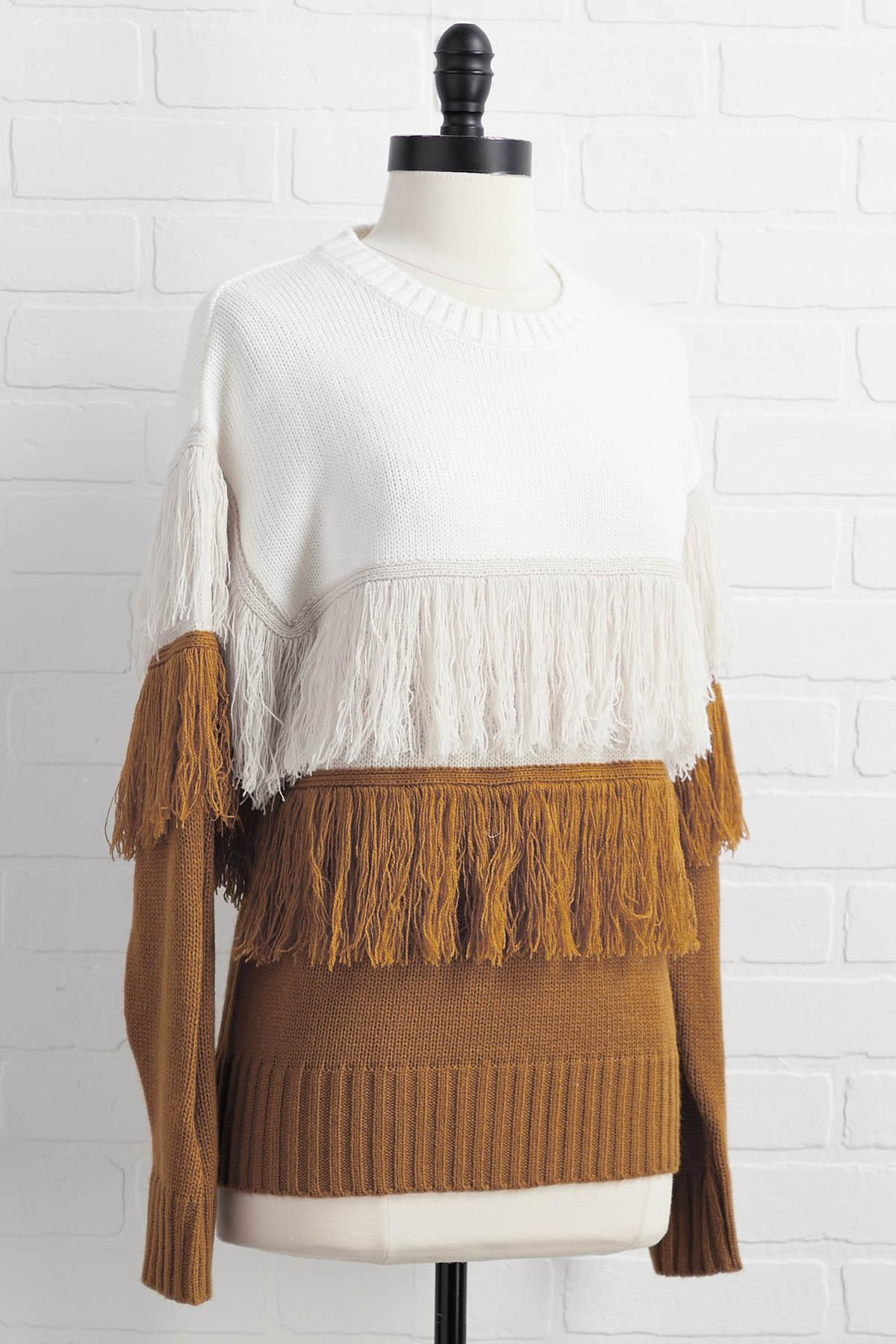 Shimmy And Shake Sweater