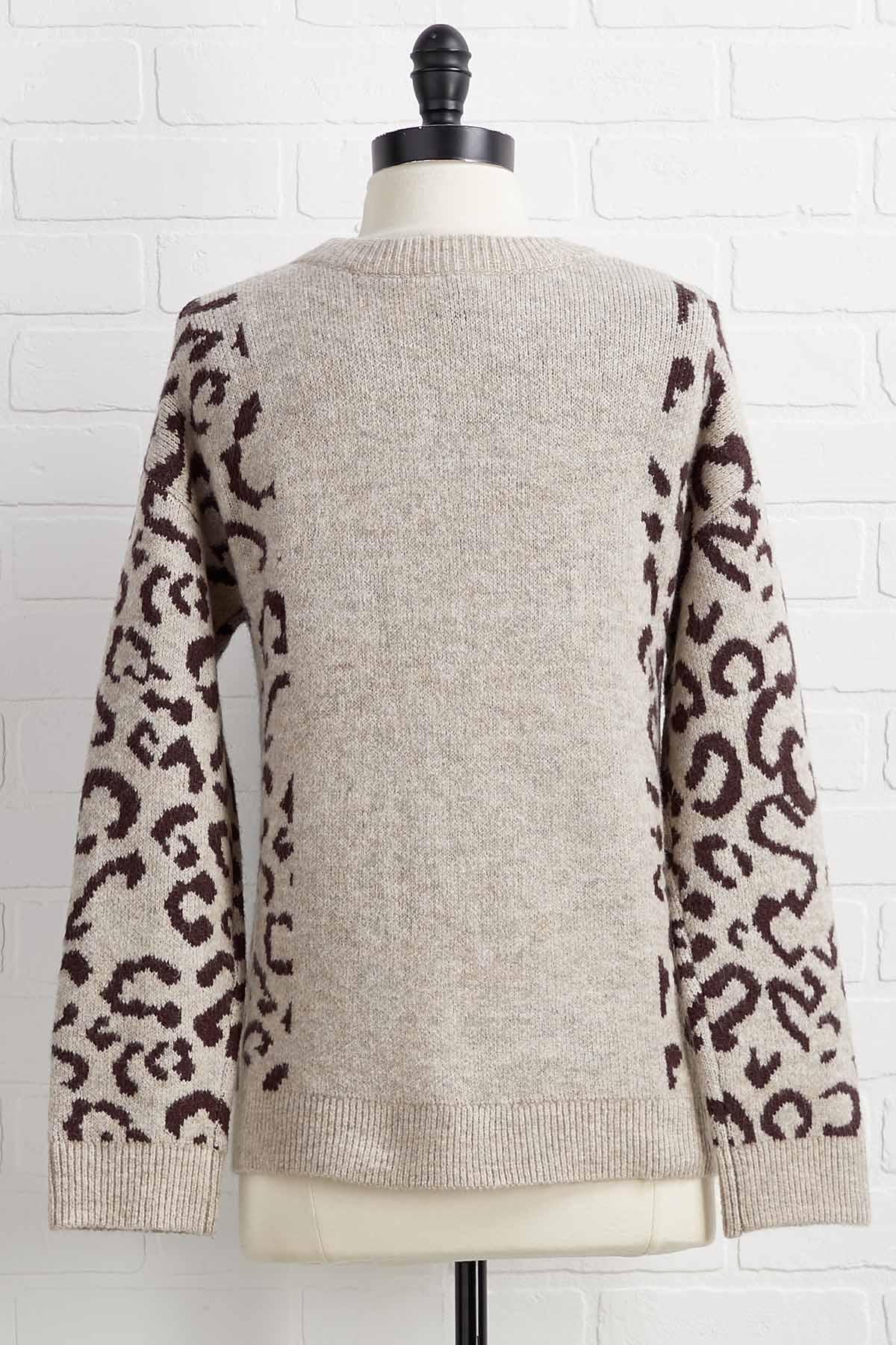 A Wildly Warm Sweater