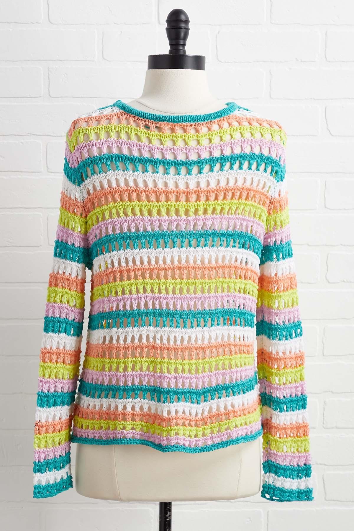 Sugar Rush Sweater
