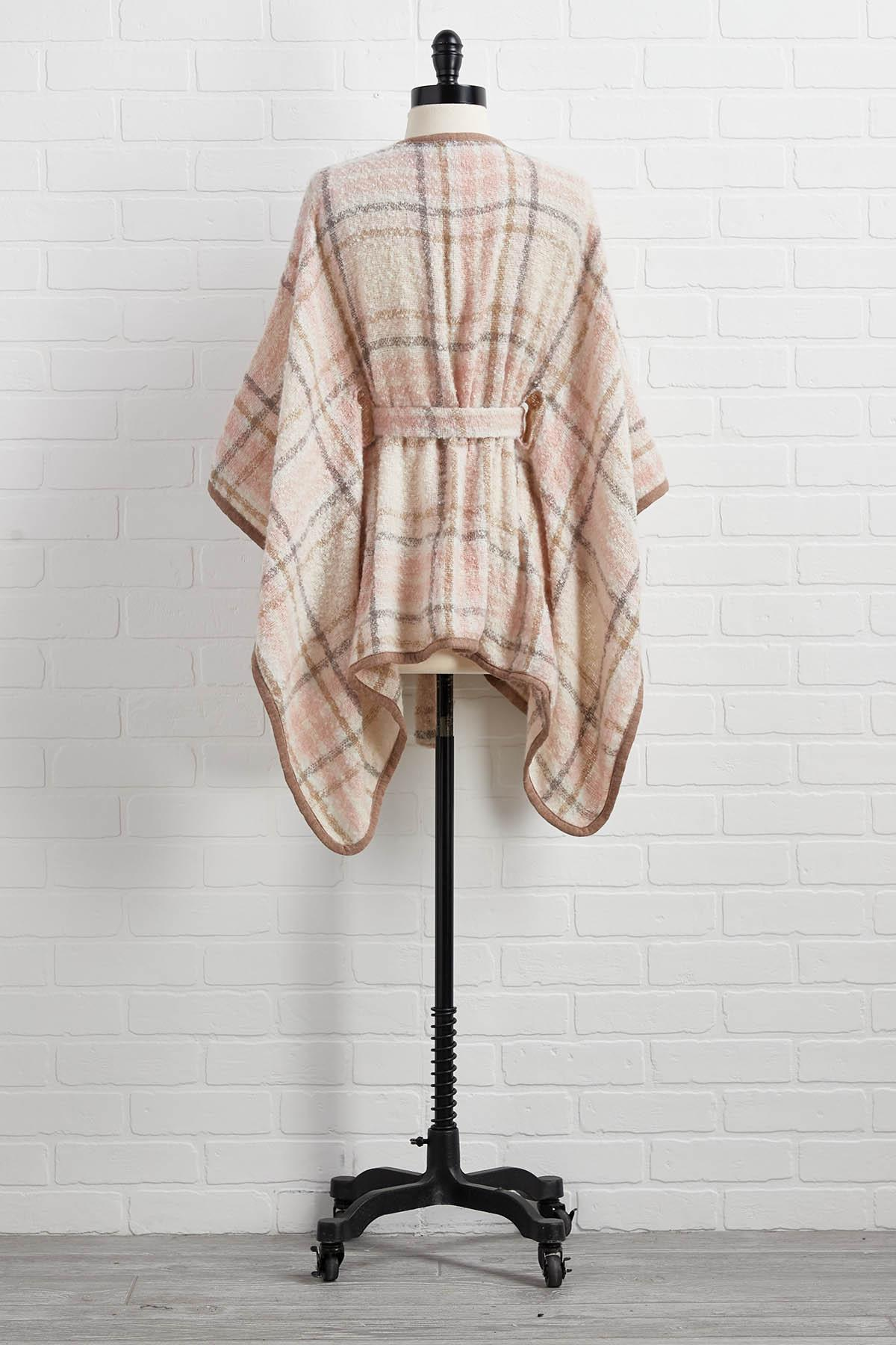 Prepped And Ready Poncho