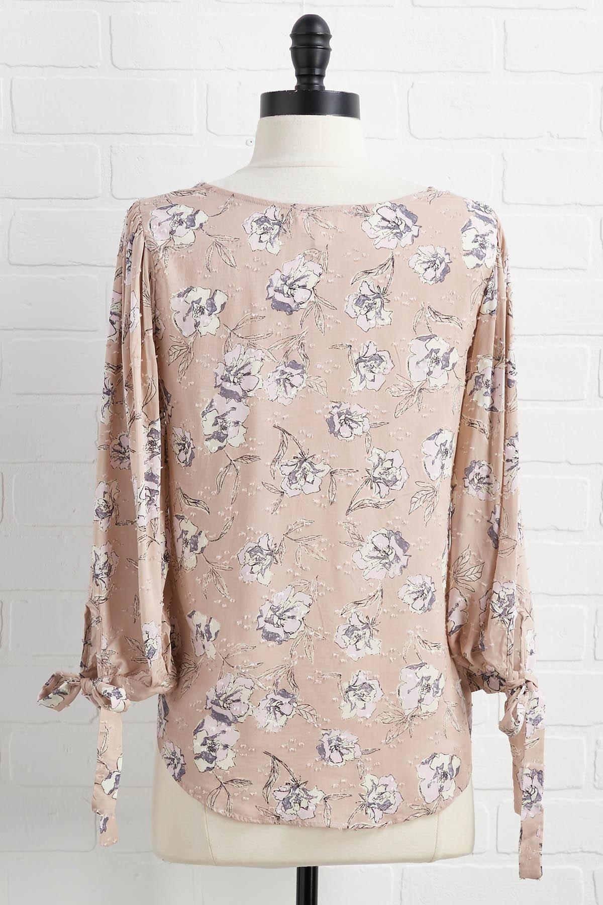 Flower Hour Top