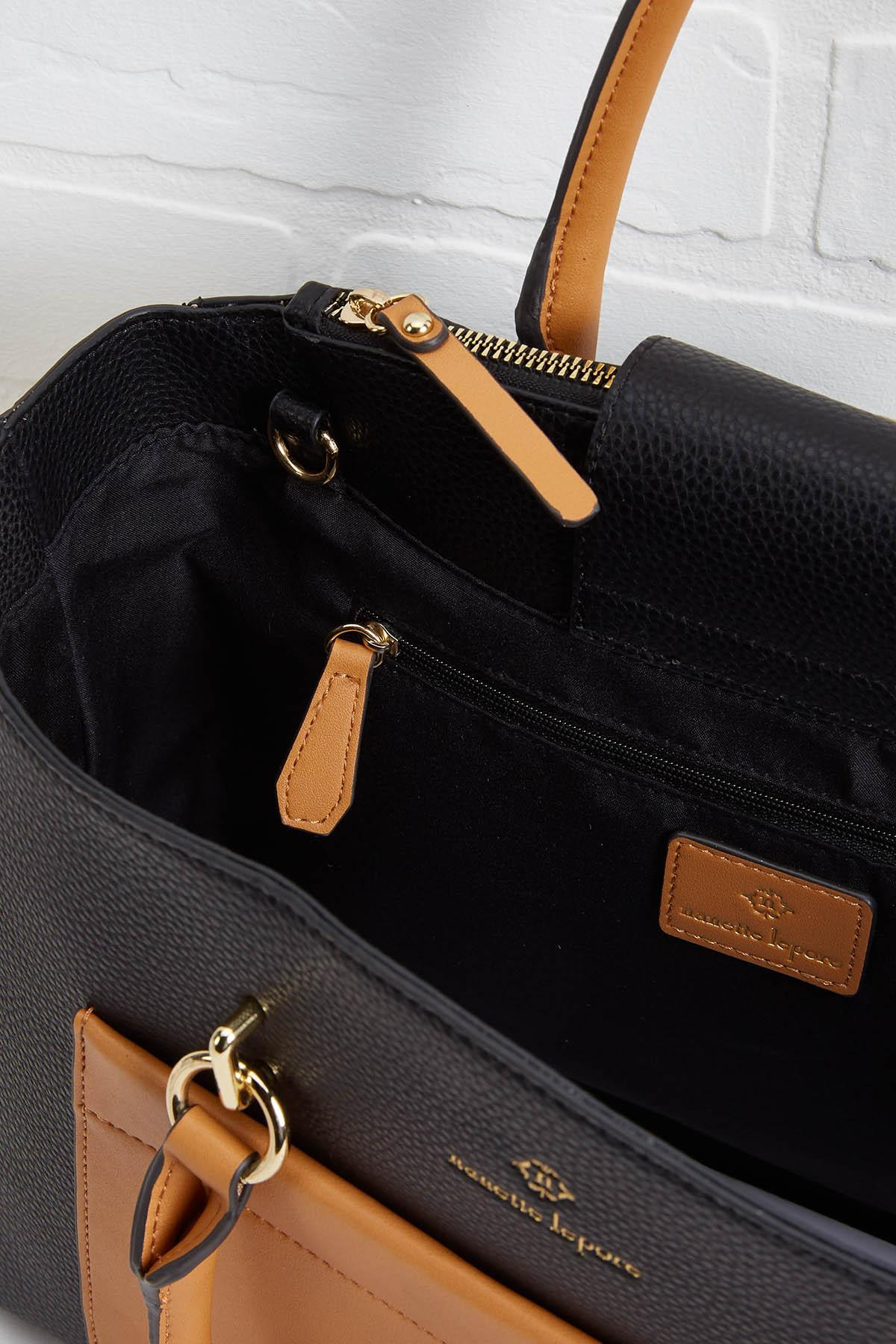 Neutral Territory Satchel