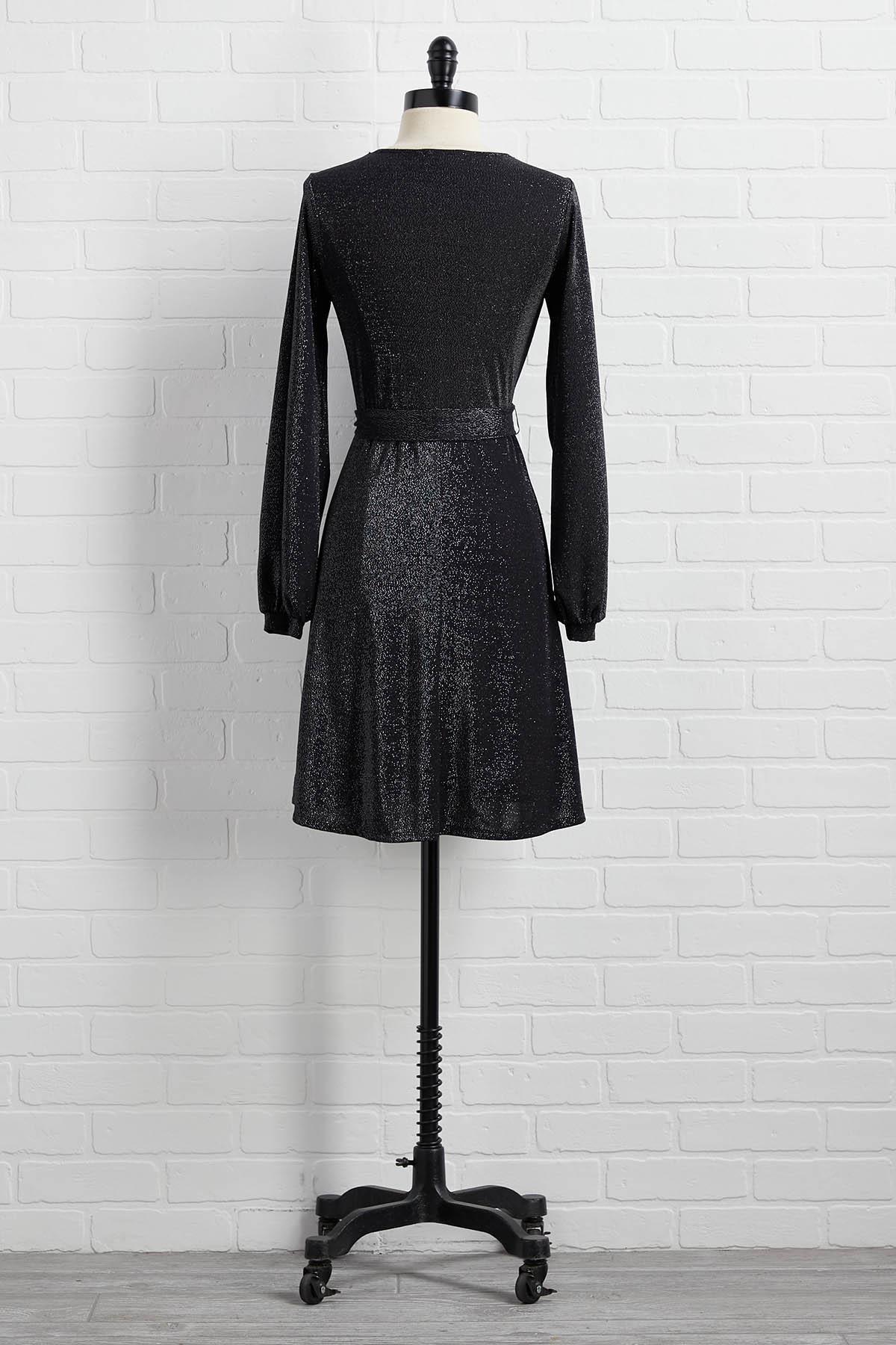 Silent Night Dress