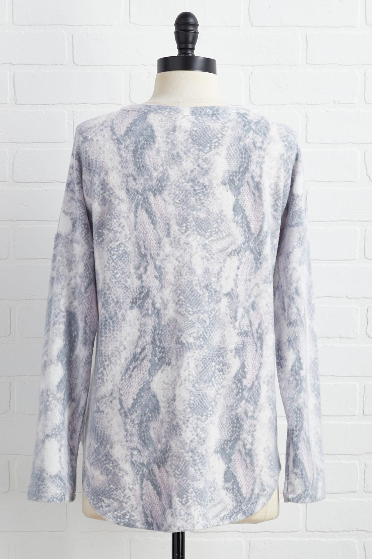 Slither Into The Season Top