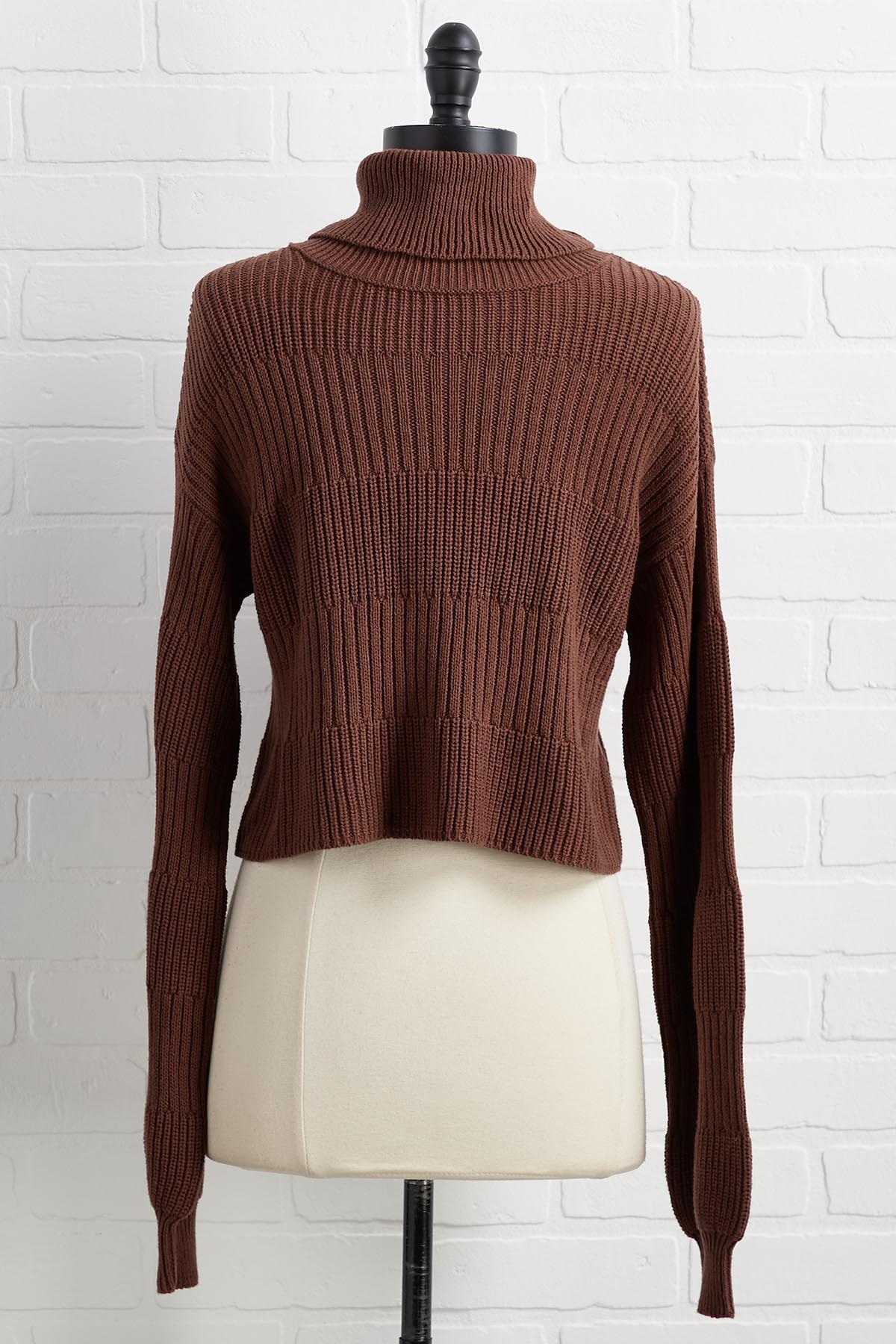 Spicing Things Up Sweater