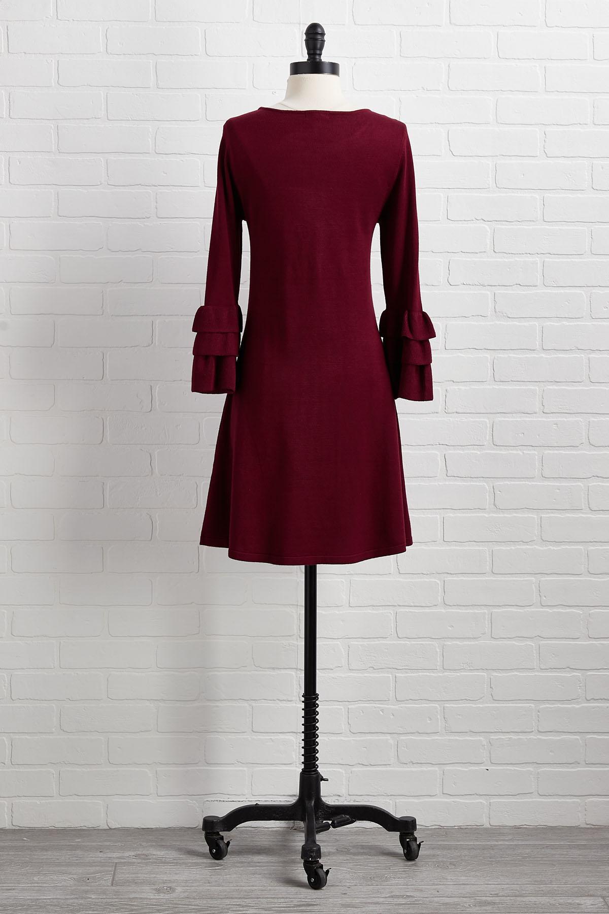 Mulled Wine Dress