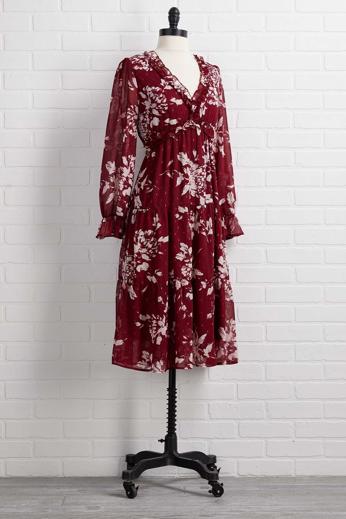 Don ` T Wine About It Dress