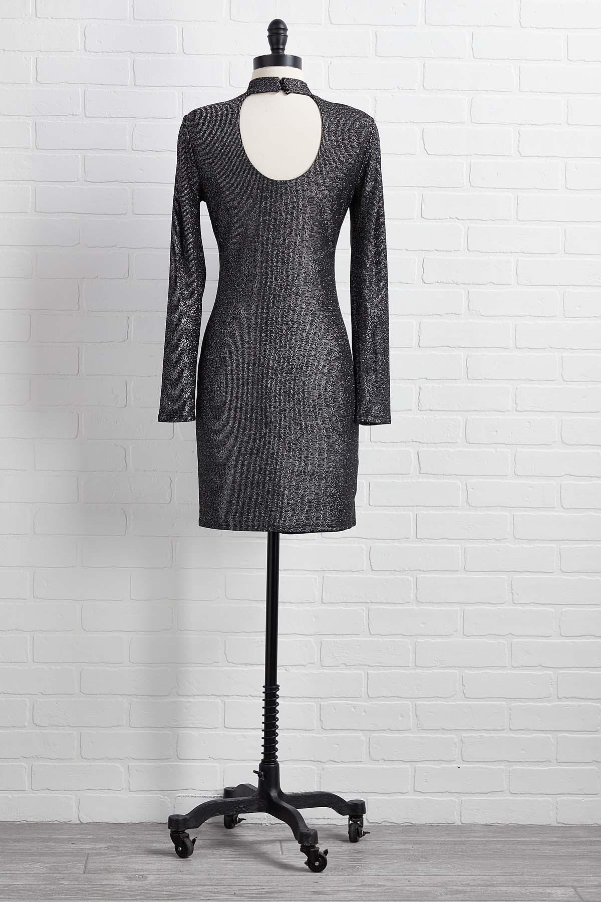 Taste For The Finer Blings Dress