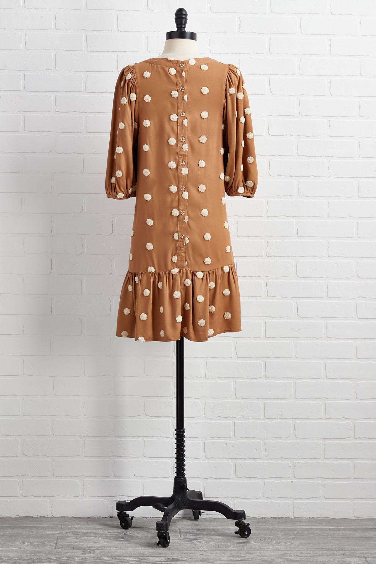 You Dot What I Need Dress