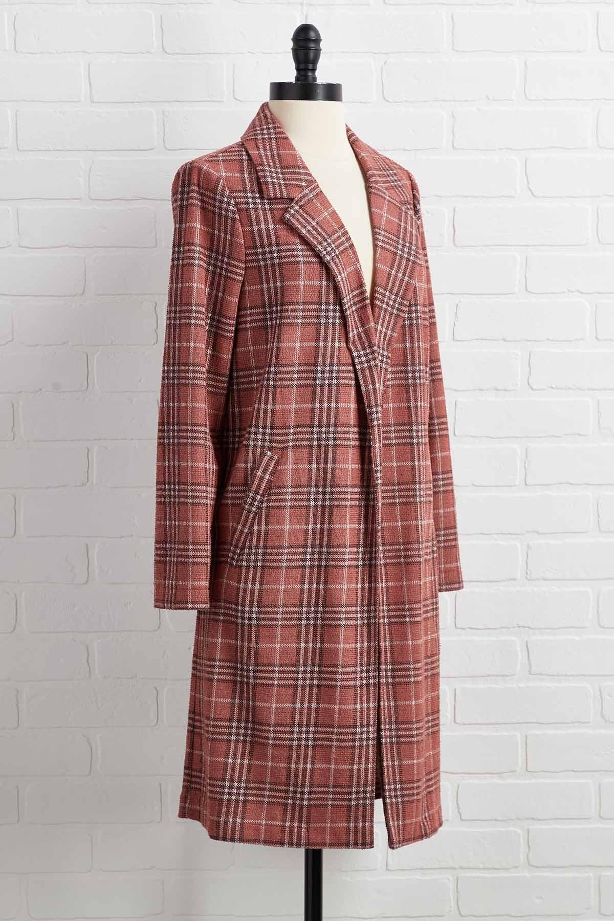 Cherry On Topper Jacket