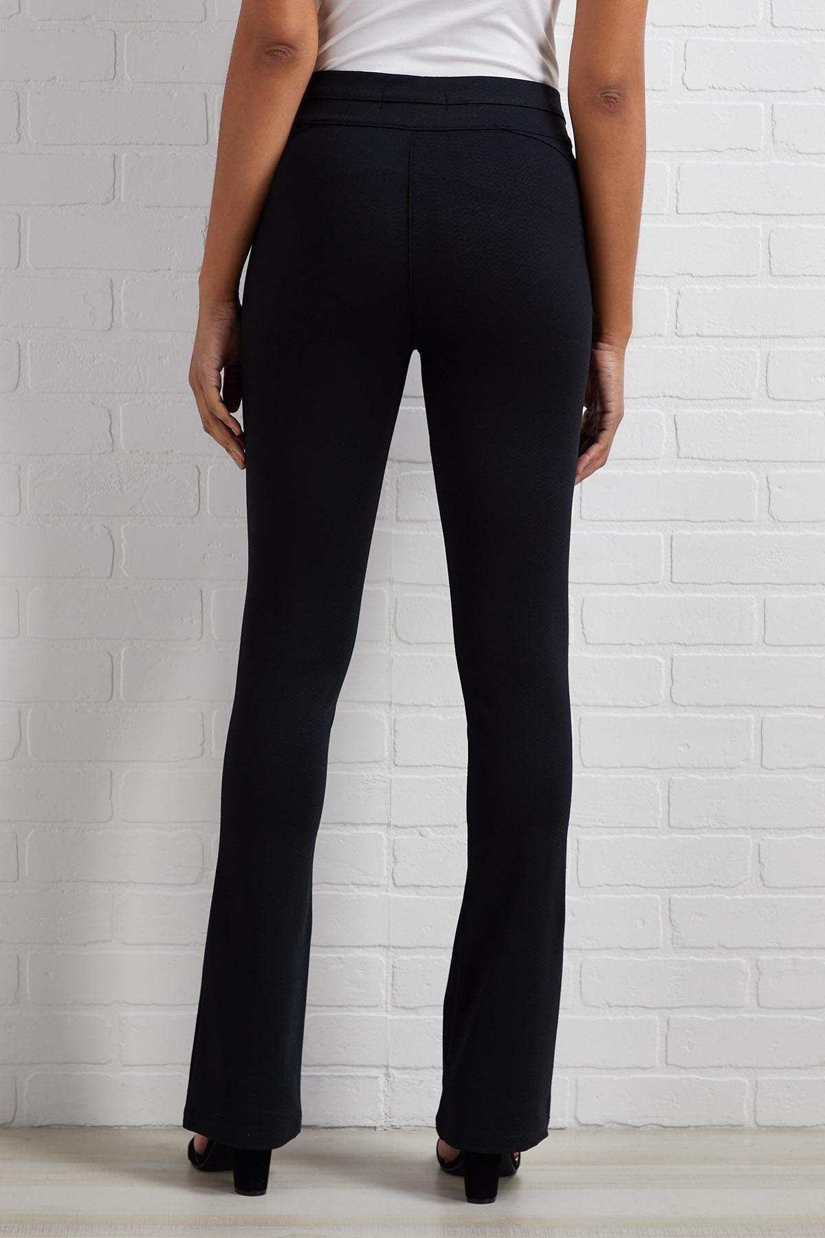 Ponte Blank Perfect Pants